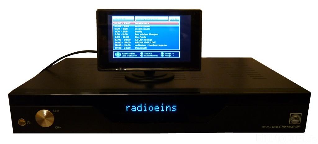 mini tft am dvb receiver dvbreceiver minitft radio. Black Bedroom Furniture Sets. Home Design Ideas
