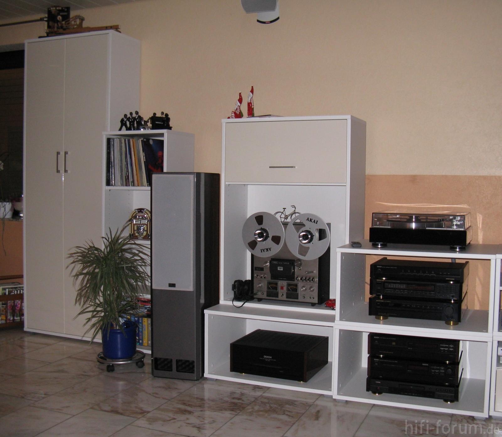 anlage wohnzimmer neu anlage hifiklassiker stereo wohnzimmer hifi bildergalerie. Black Bedroom Furniture Sets. Home Design Ideas