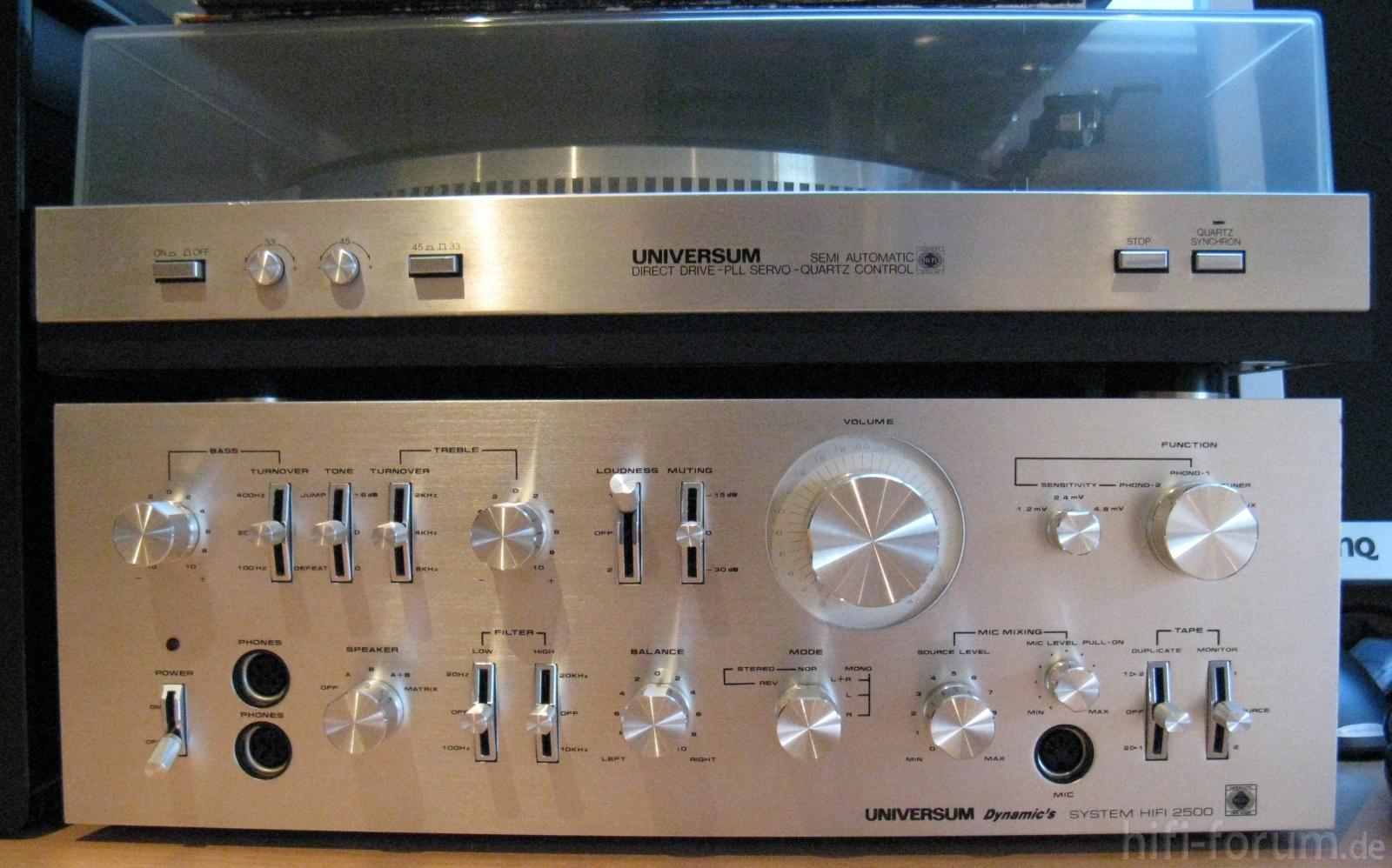 verst rker 2500 und dreher 2001 2001 dreher hifiklassiker stereo verst rker hifi forum. Black Bedroom Furniture Sets. Home Design Ideas