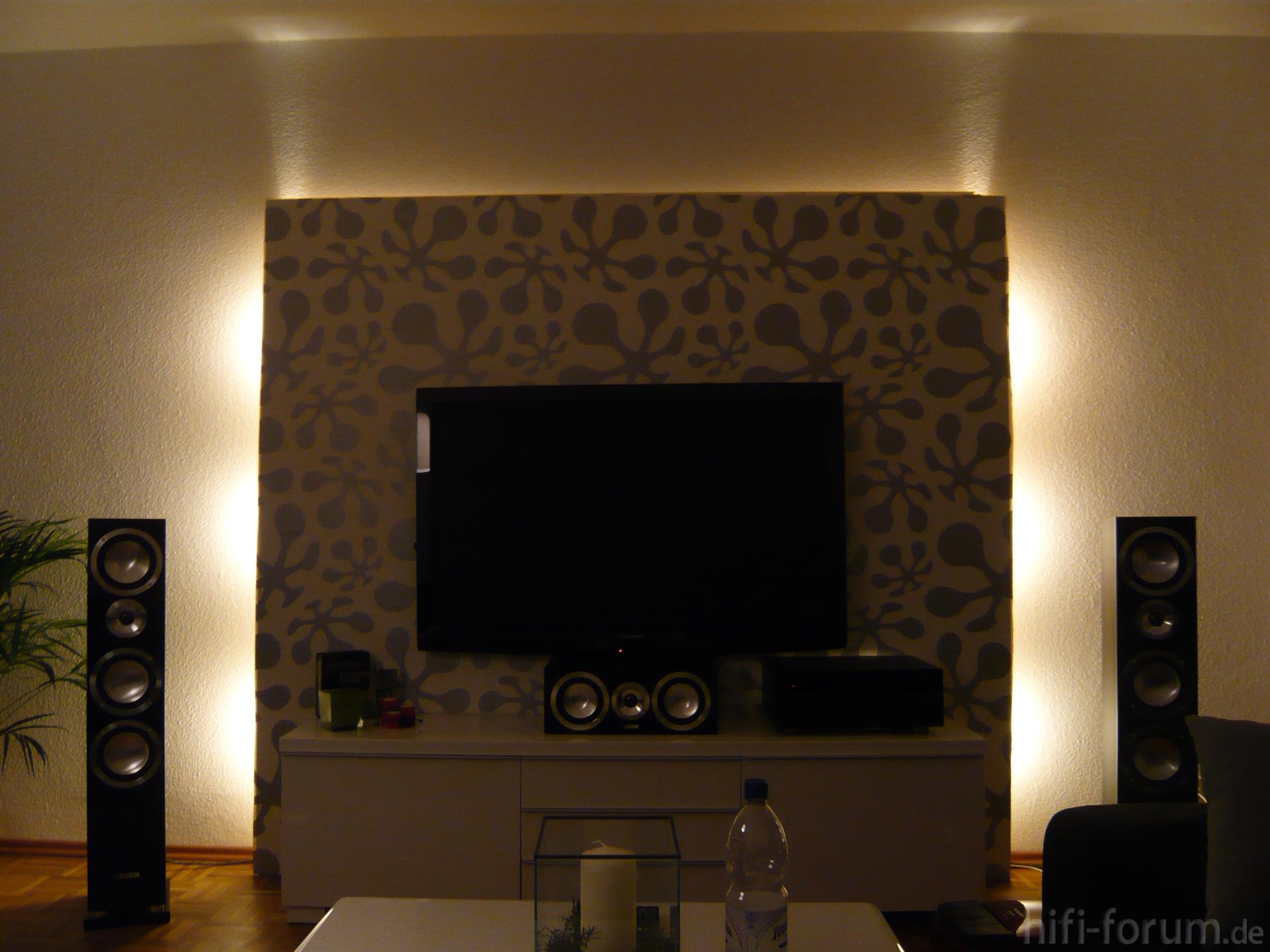 Fernsehwand freistehend  Kreative Fernsehwand ~ amped for .