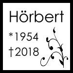 Hörbert 1953 - 2018