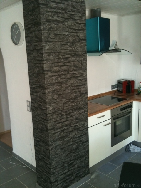 Wohnzimmer mit riemchen steinoptik wohndesign - Steinriemchen wohnzimmer ...