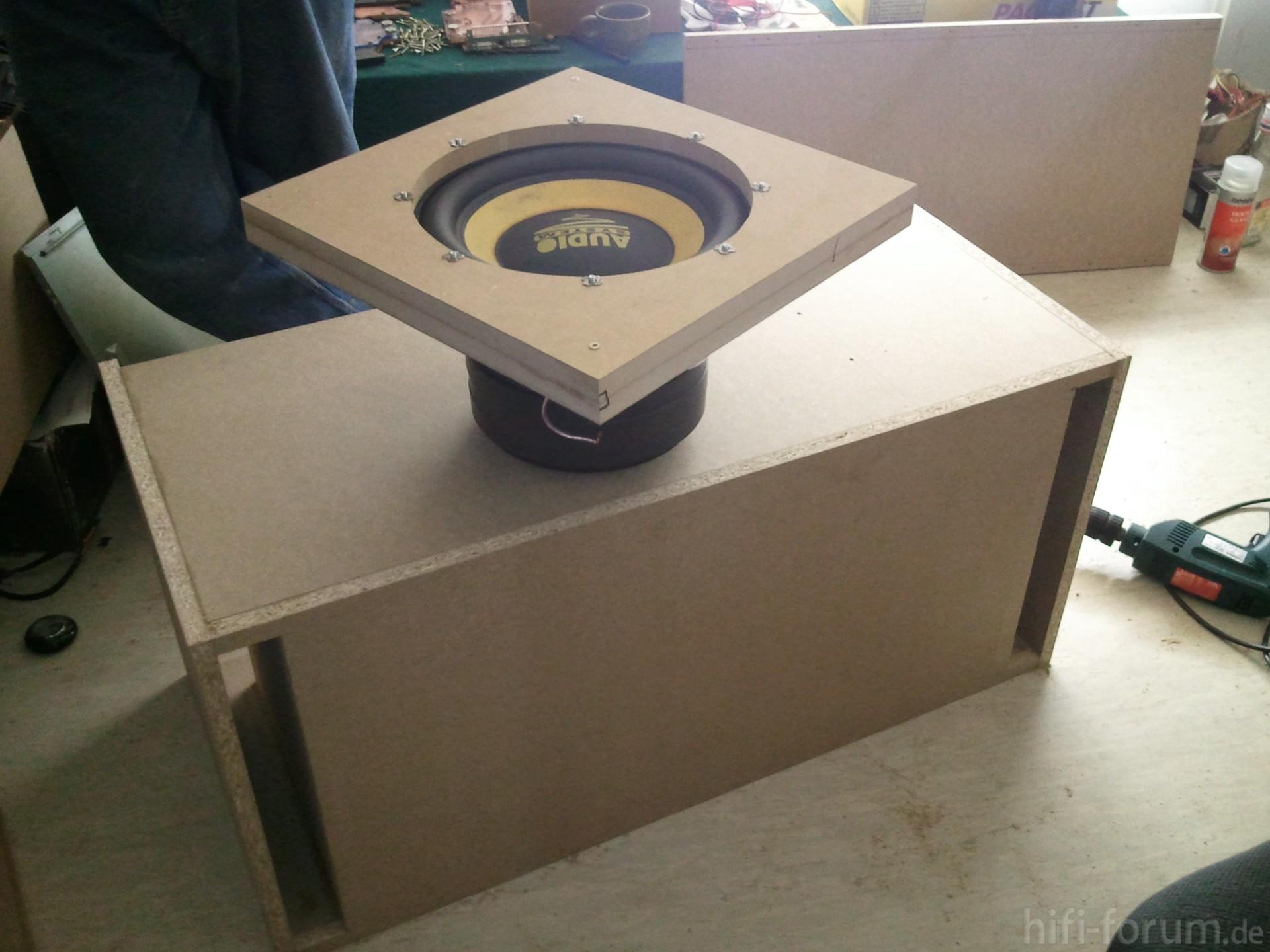 helon 12 bandpass bandpass helon hifi. Black Bedroom Furniture Sets. Home Design Ideas