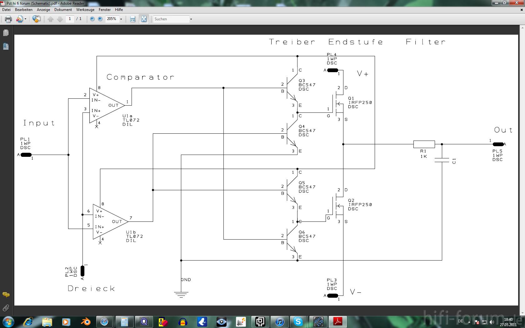 Großzügig Verkabelung Auto Audio Bilder - Schaltplan Serie Circuit ...