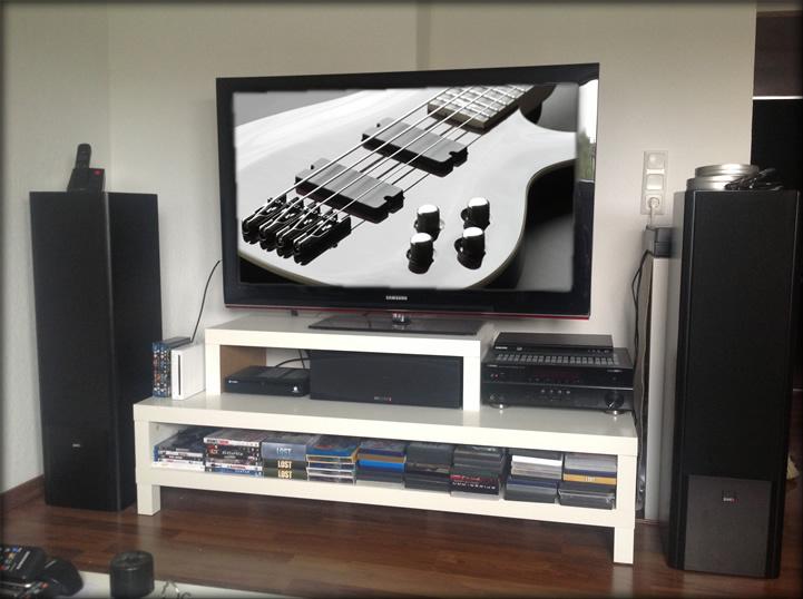 tv wand bilder m bel design idee f r sie. Black Bedroom Furniture Sets. Home Design Ideas