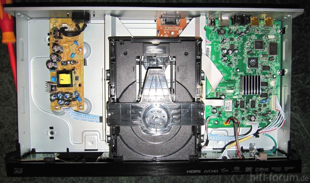 BDP-LX55 Innereien 1 | innereien, lx55