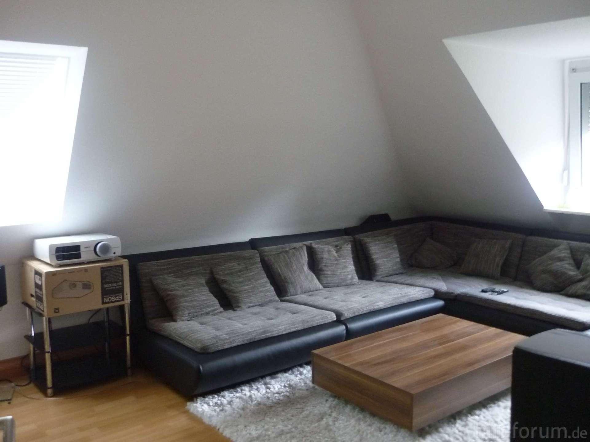 wohnzimmer | beamer, tv, wohnzimmer | hifi-forum.de bildergalerie, Wohnzimmer