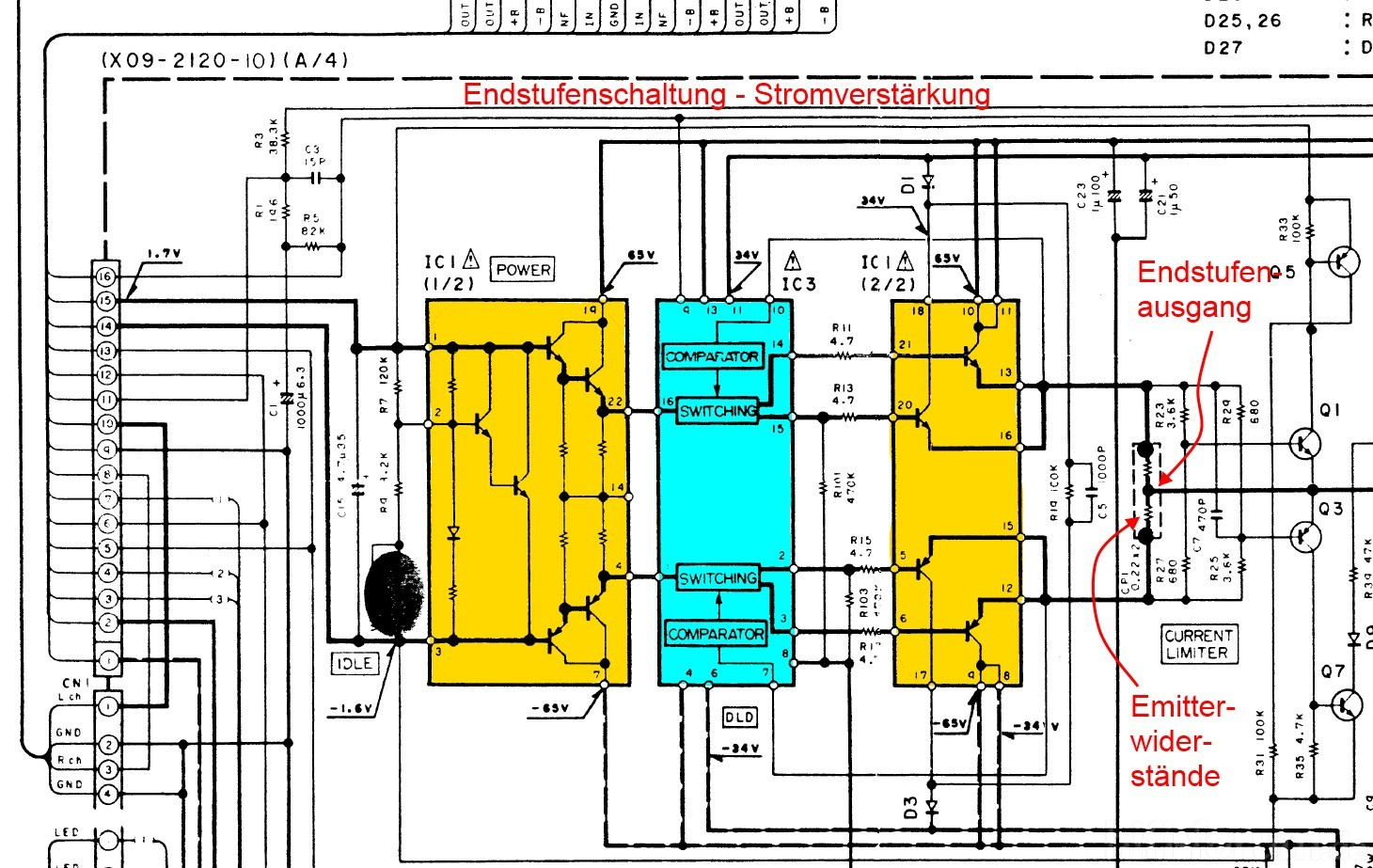 Ausgezeichnet 20 Ampere Ausgang Schaltplan Fotos - Der Schaltplan ...
