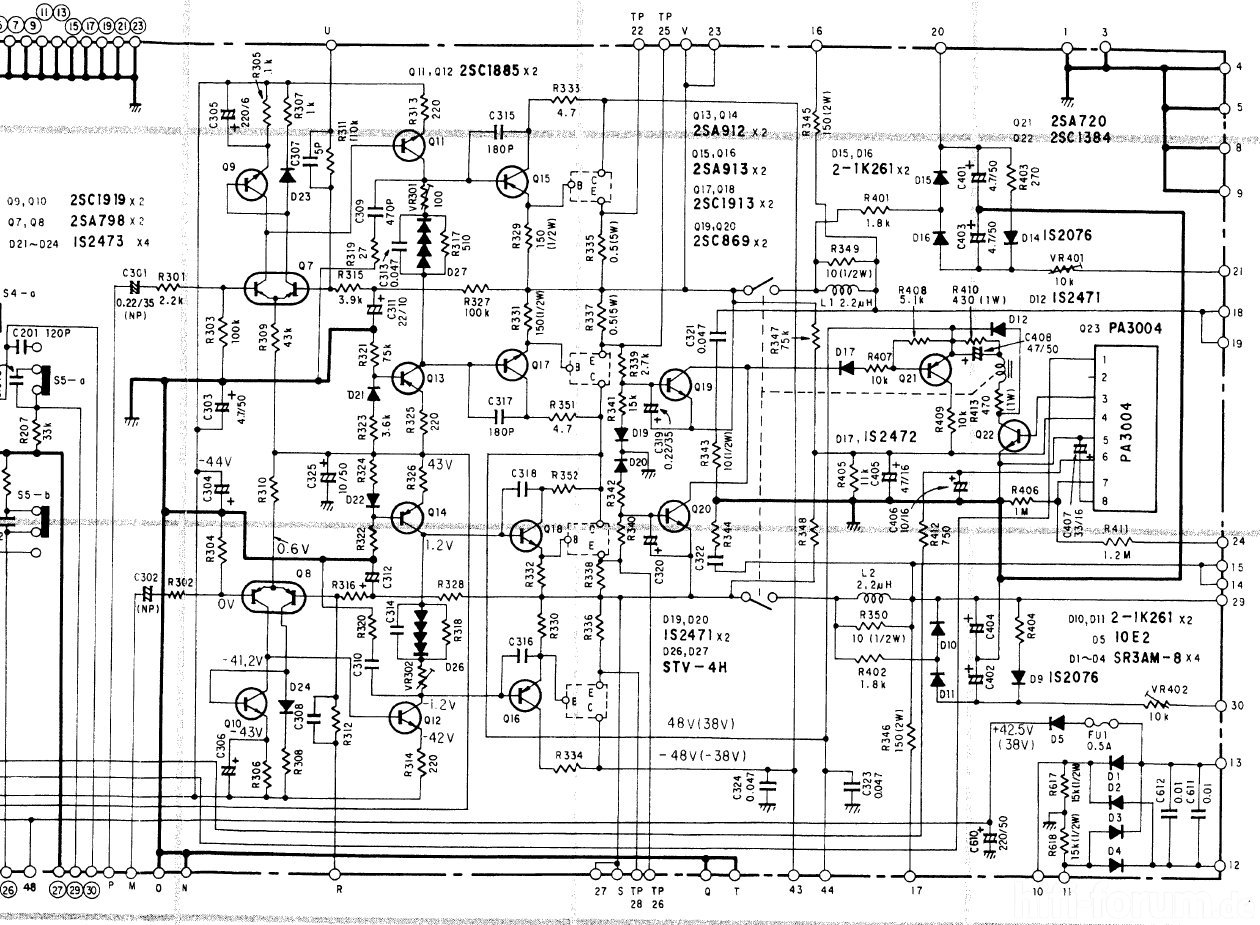 optimus stereo amplifier wiring schematic luxman amplifier