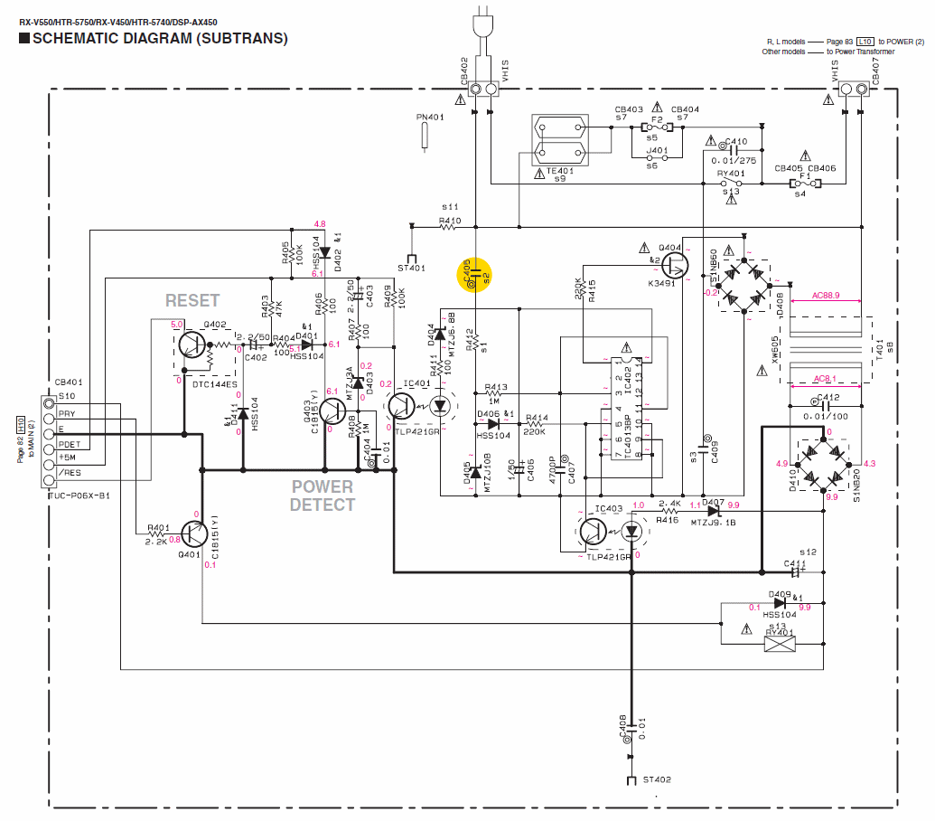 Charmant Yamaha Ydre Schaltplan Bilder - Elektrische Schaltplan ...
