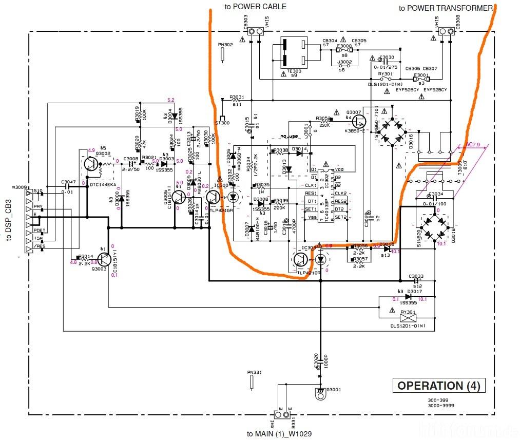 Yamaha Rx V Schematic