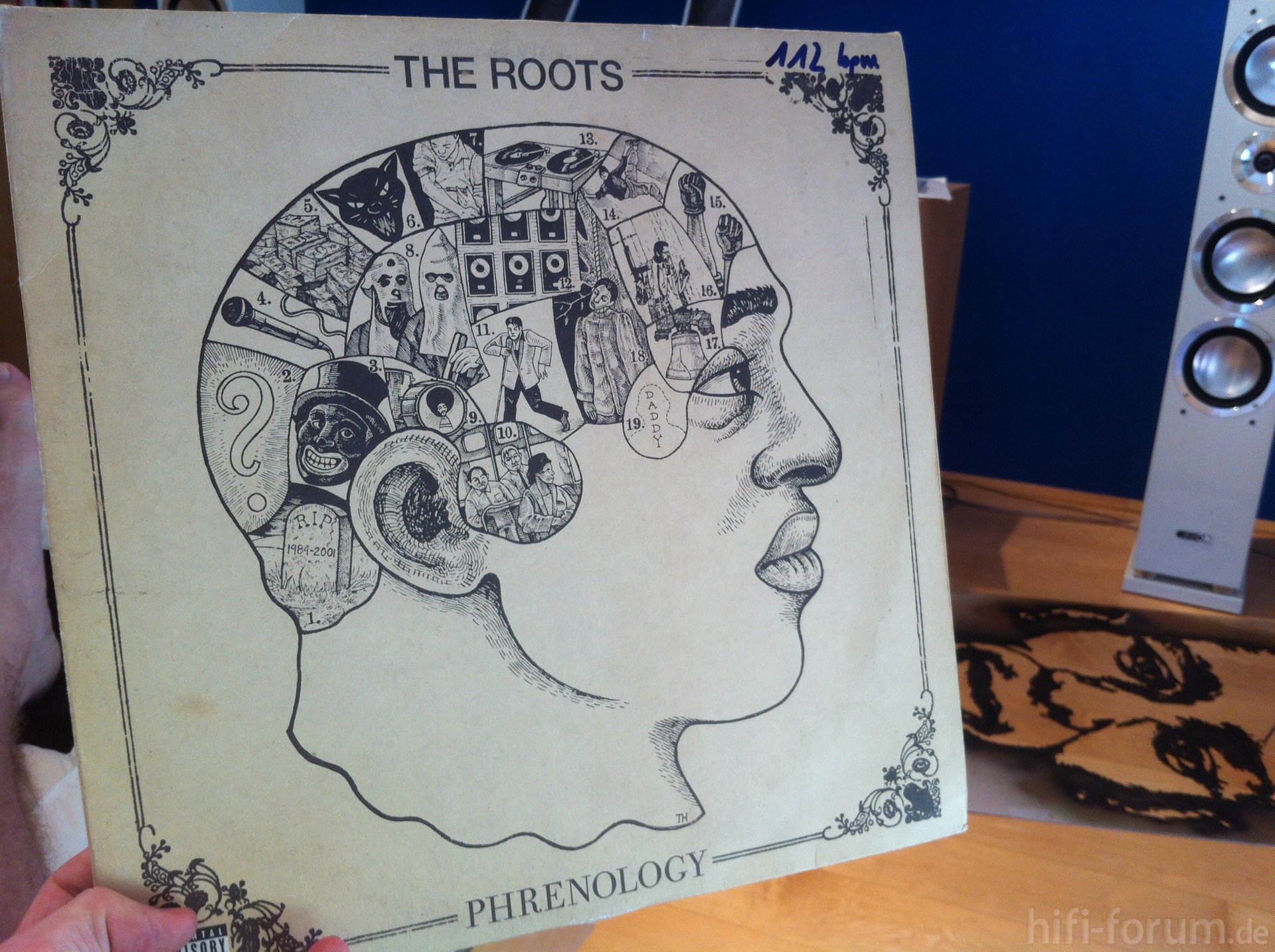 The Roots Phrenology Vinyl Hifiklassiker Hiphop Lp