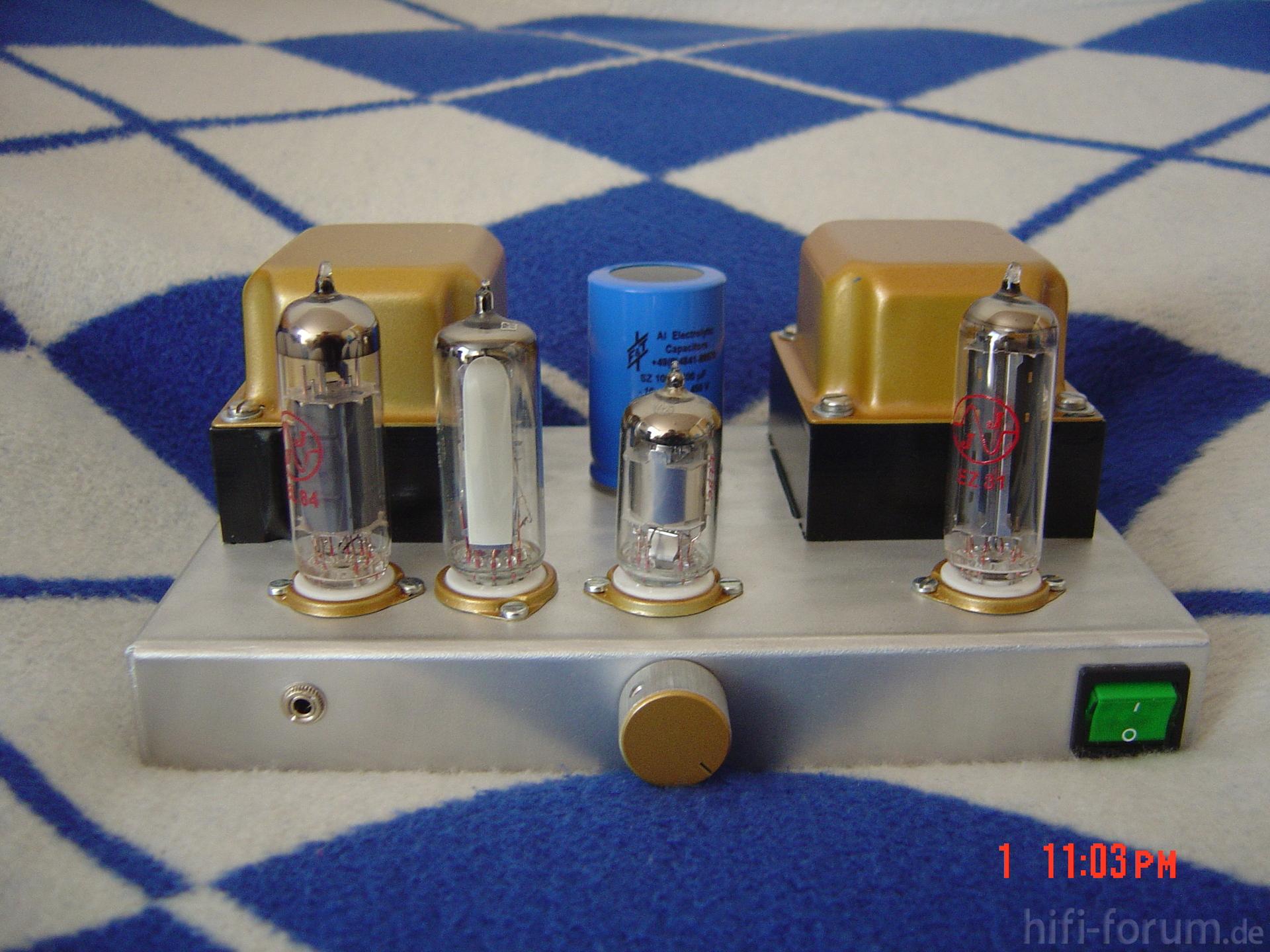 DIY Röhrenverstärker | diy, hifiklassiker ...