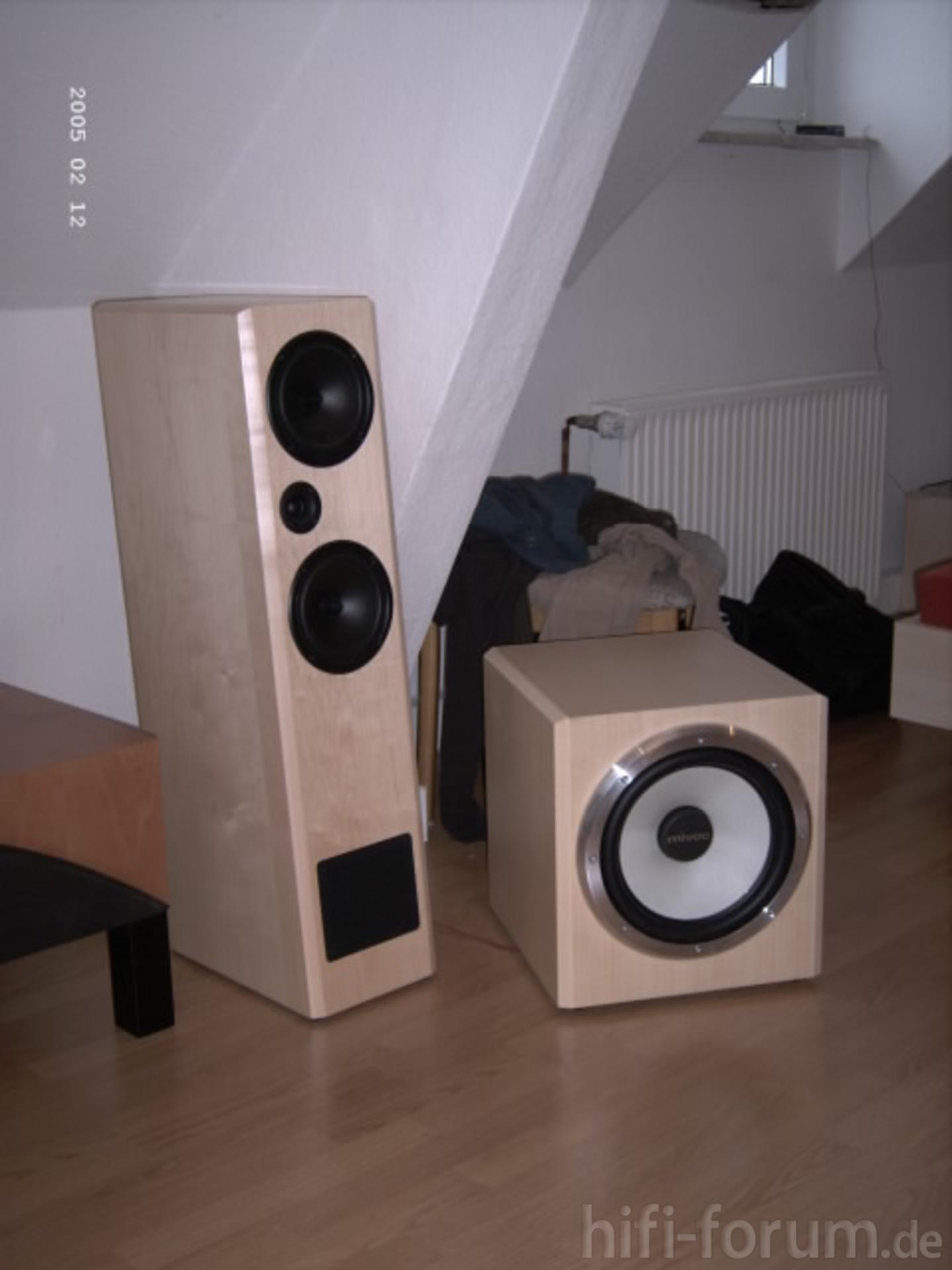 ct 206 und mivoc subwoofer do it yourself hifi bildergalerie. Black Bedroom Furniture Sets. Home Design Ideas