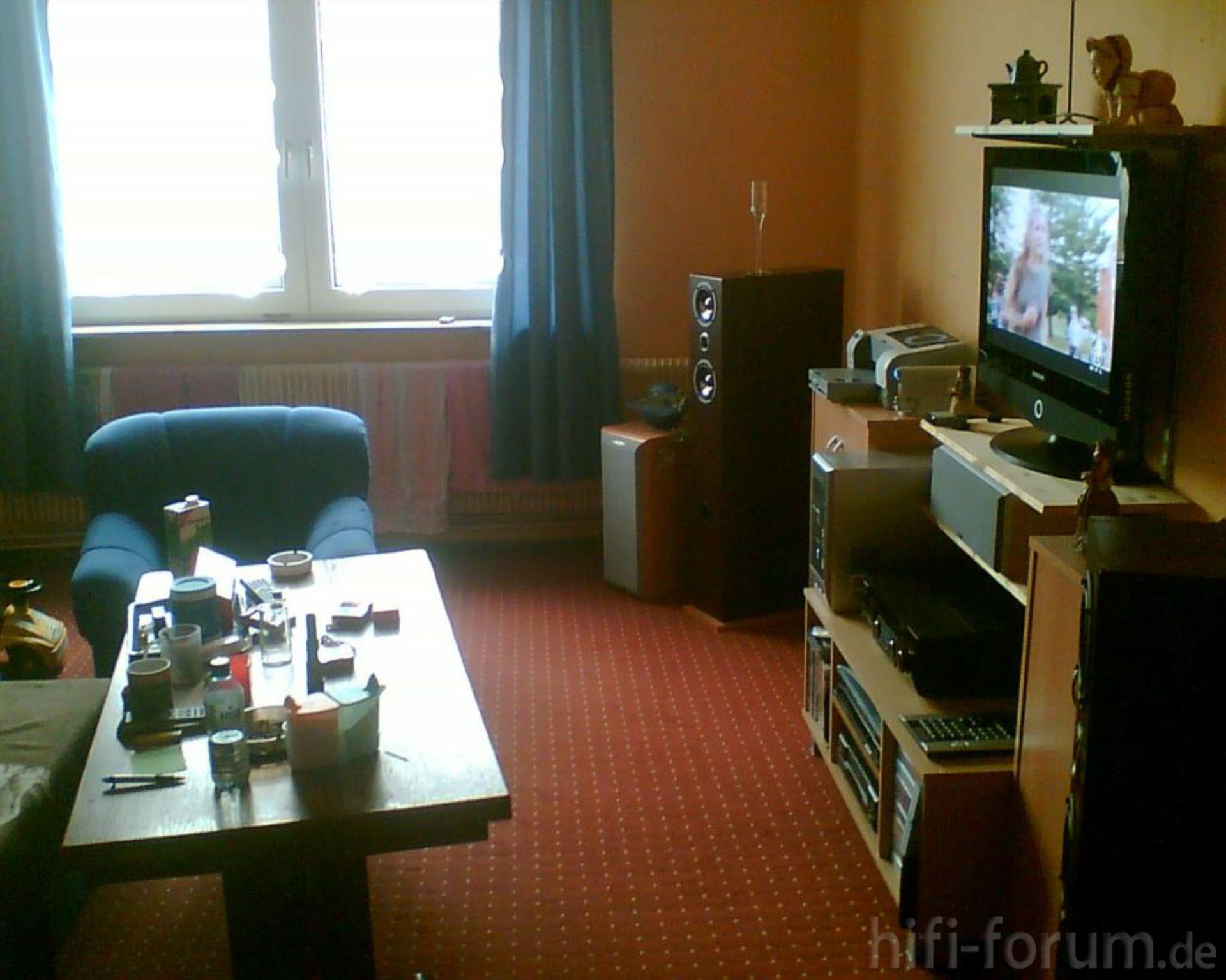 Mein wohnzimmer | heimkino, surround, wohnzimmer | hifi-forum.de ...