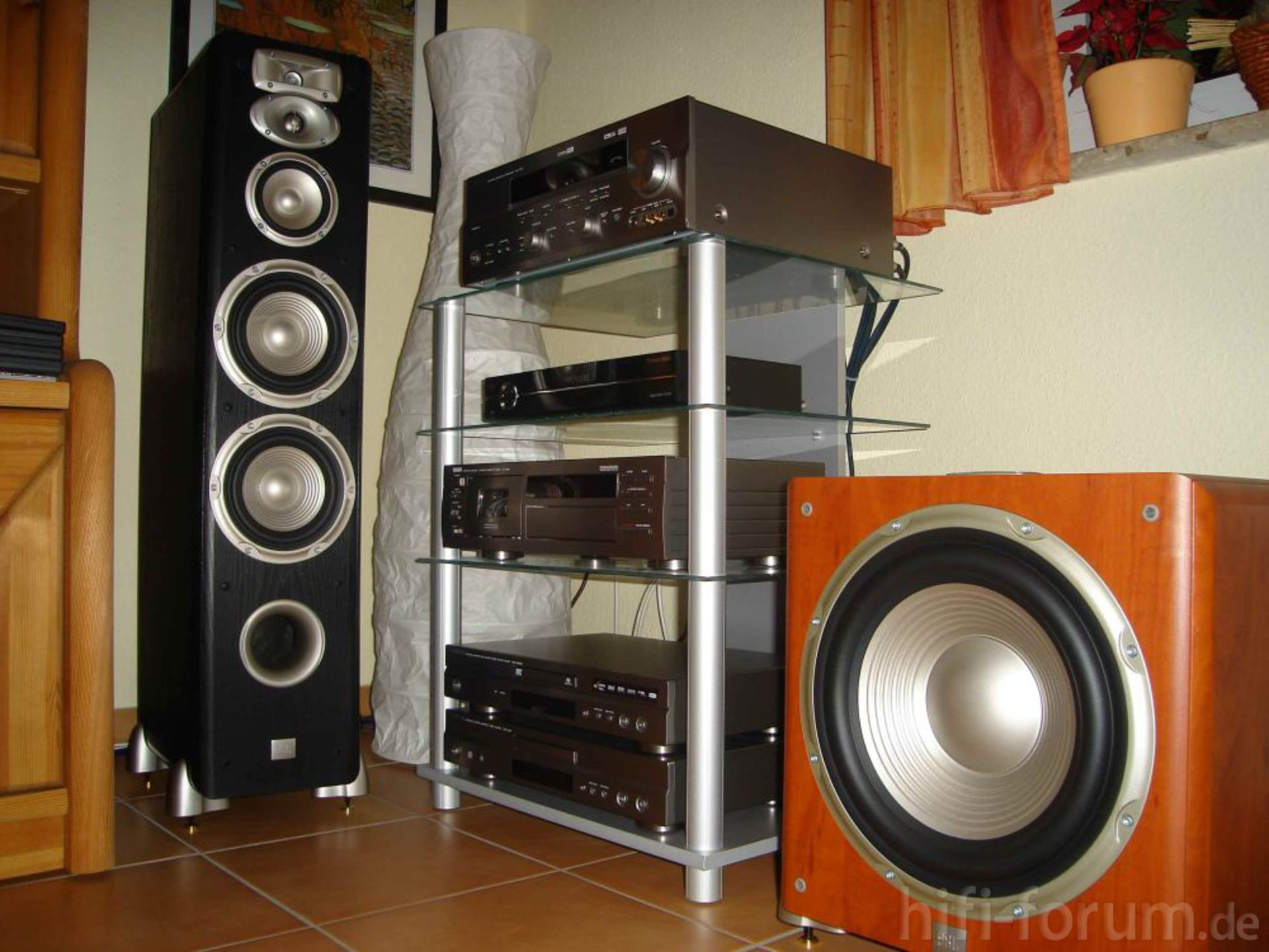 Anlage wohnzimmer anlage heimkino surround wohnzimmer hifi bildergalerie - Audio anlage wohnzimmer ...