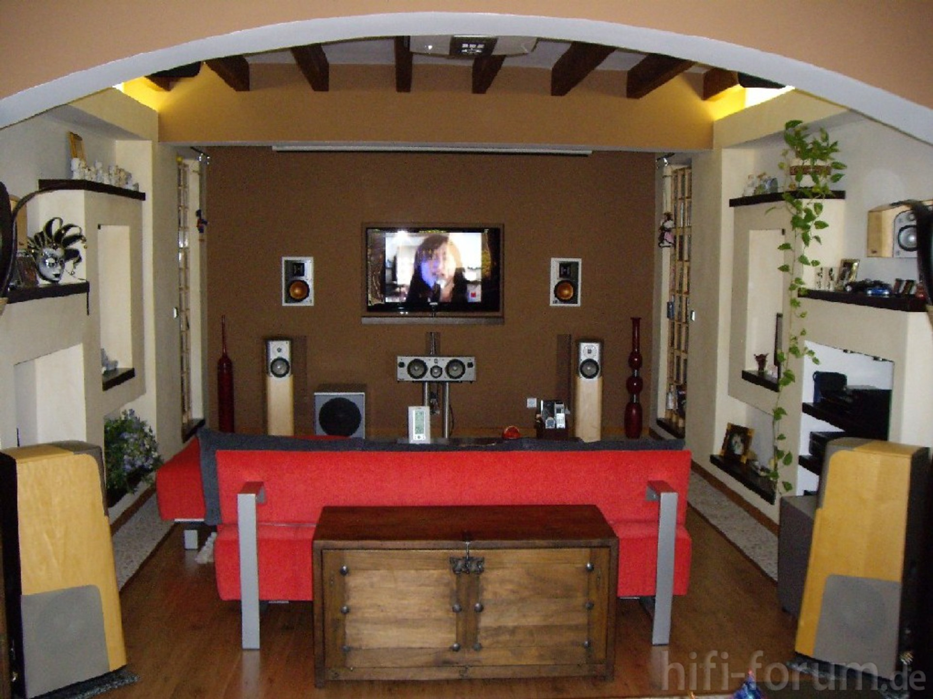 wohnzimmer heimkino 1 heimkino surround hifi bildergalerie. Black Bedroom Furniture Sets. Home Design Ideas