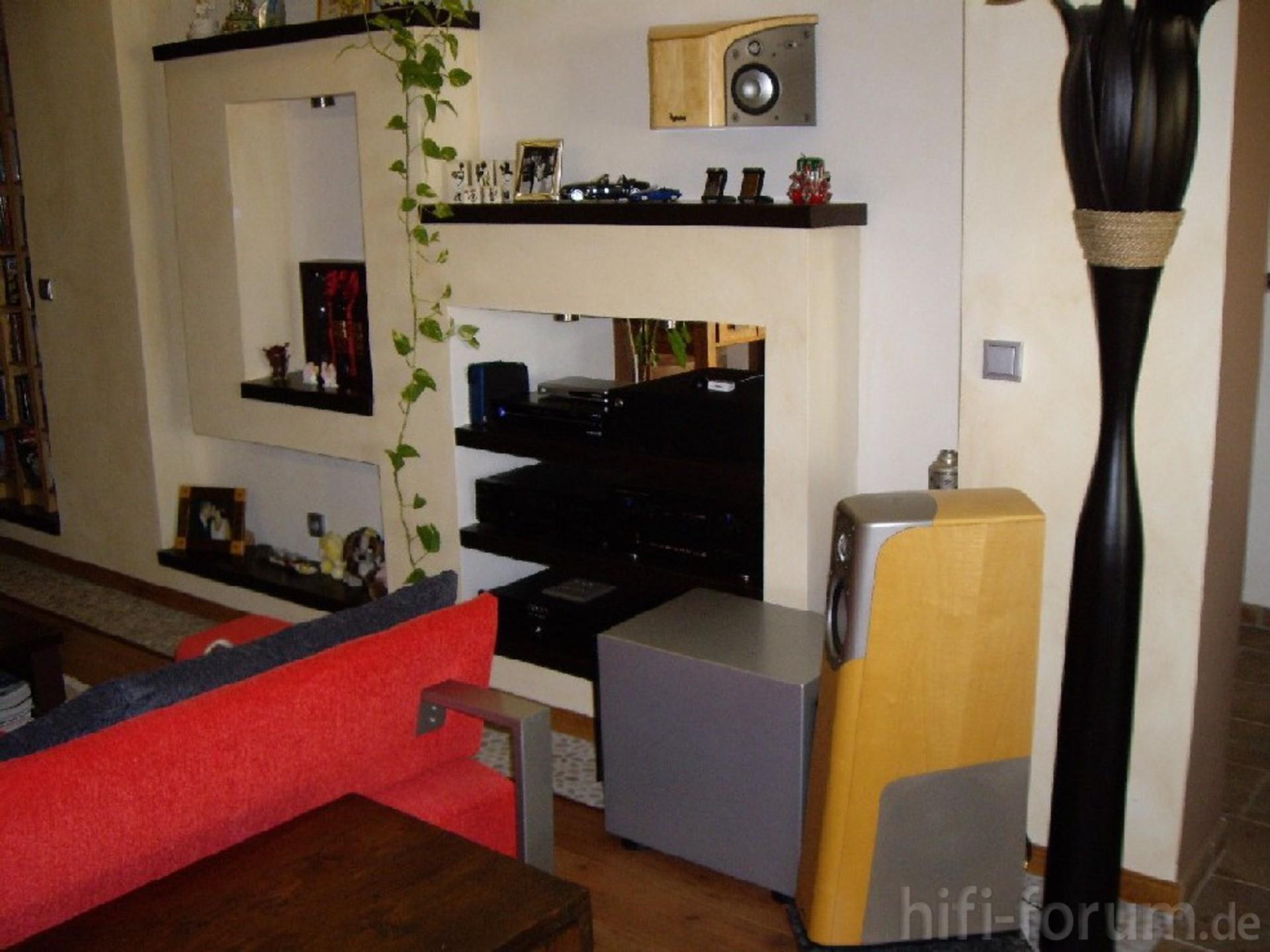 Wohnzimmer heimkino 3 heimkino surround wohnzimmer hifi bildergalerie - Heimkino wohnzimmer ...