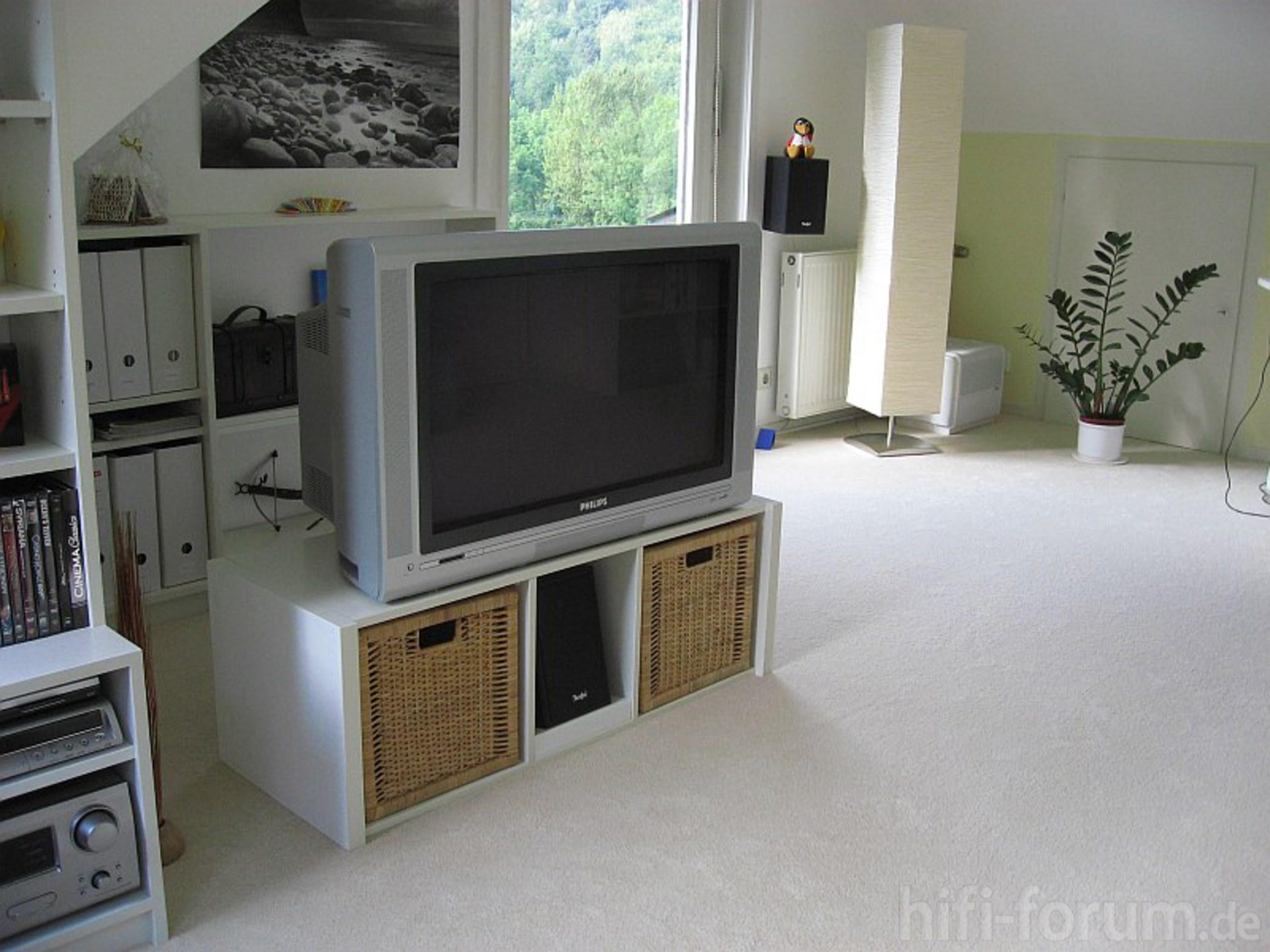 mein heimkino fernseher fernseher heimkino surround hifi bildergalerie. Black Bedroom Furniture Sets. Home Design Ideas