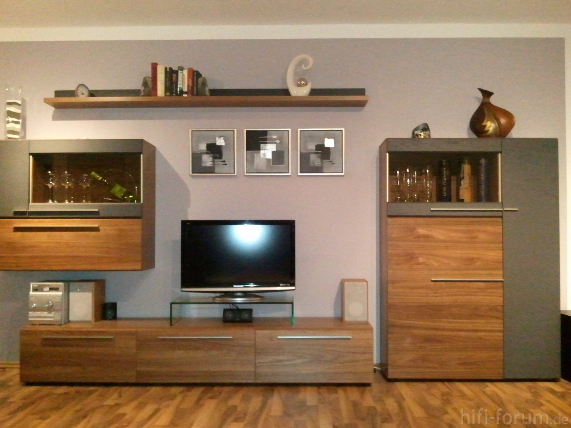 wohnwand ikea. Black Bedroom Furniture Sets. Home Design Ideas