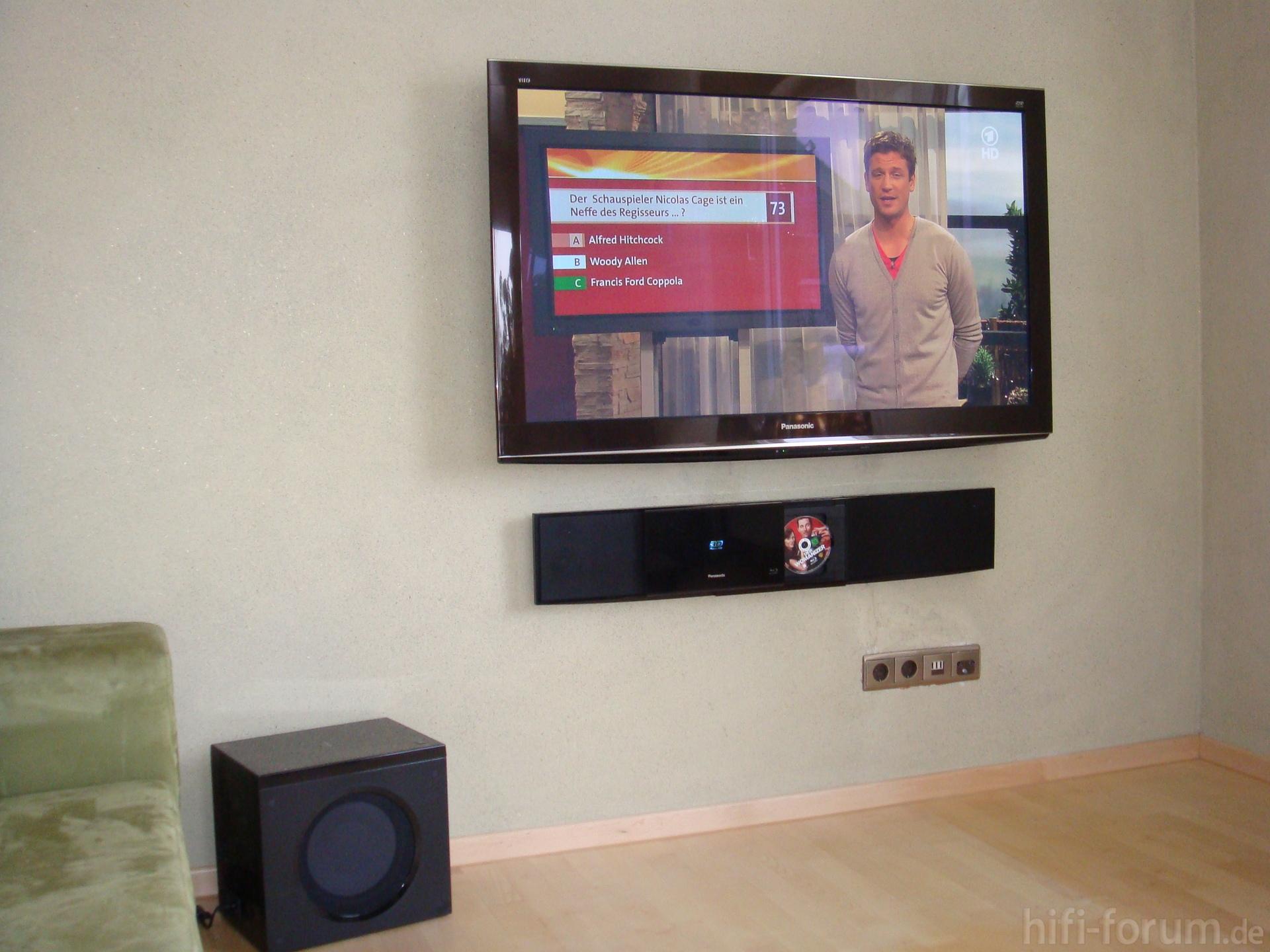 Tv Lowboard Fr Soundbar Gt Inspirierendes