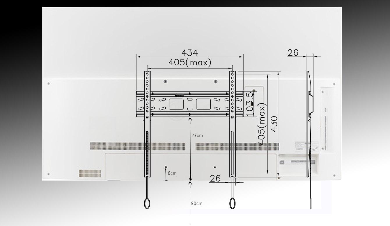 Tv wandhalterung offtopic hifi bildergalerie - Hifi wandhalterung ...