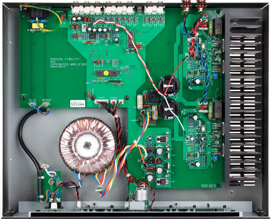 Yamaha Xmpower Amplifier