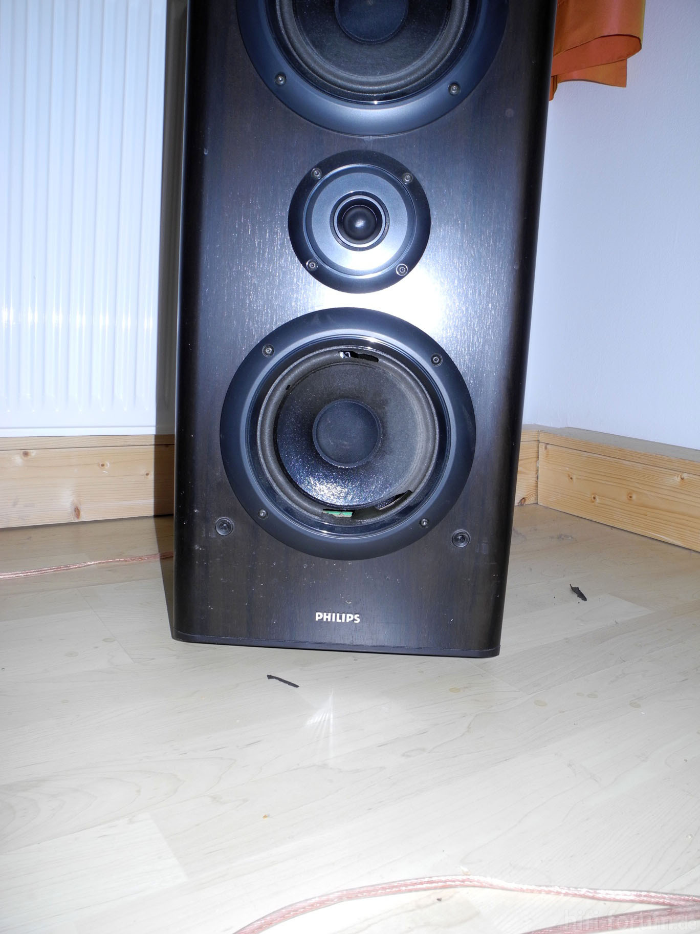 Defekte Lautsprecher Reparieren Philips 900er Reihe Lautsprecher