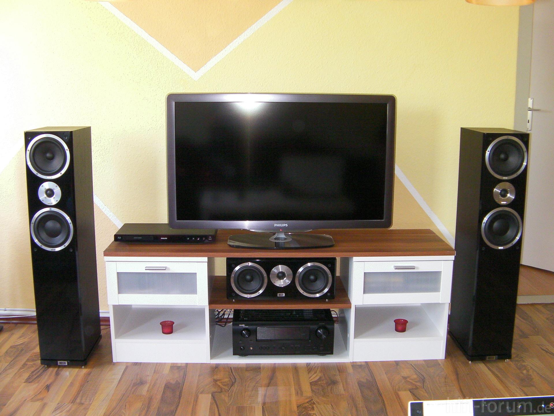 tv und sound sound tv hifi bildergalerie. Black Bedroom Furniture Sets. Home Design Ideas