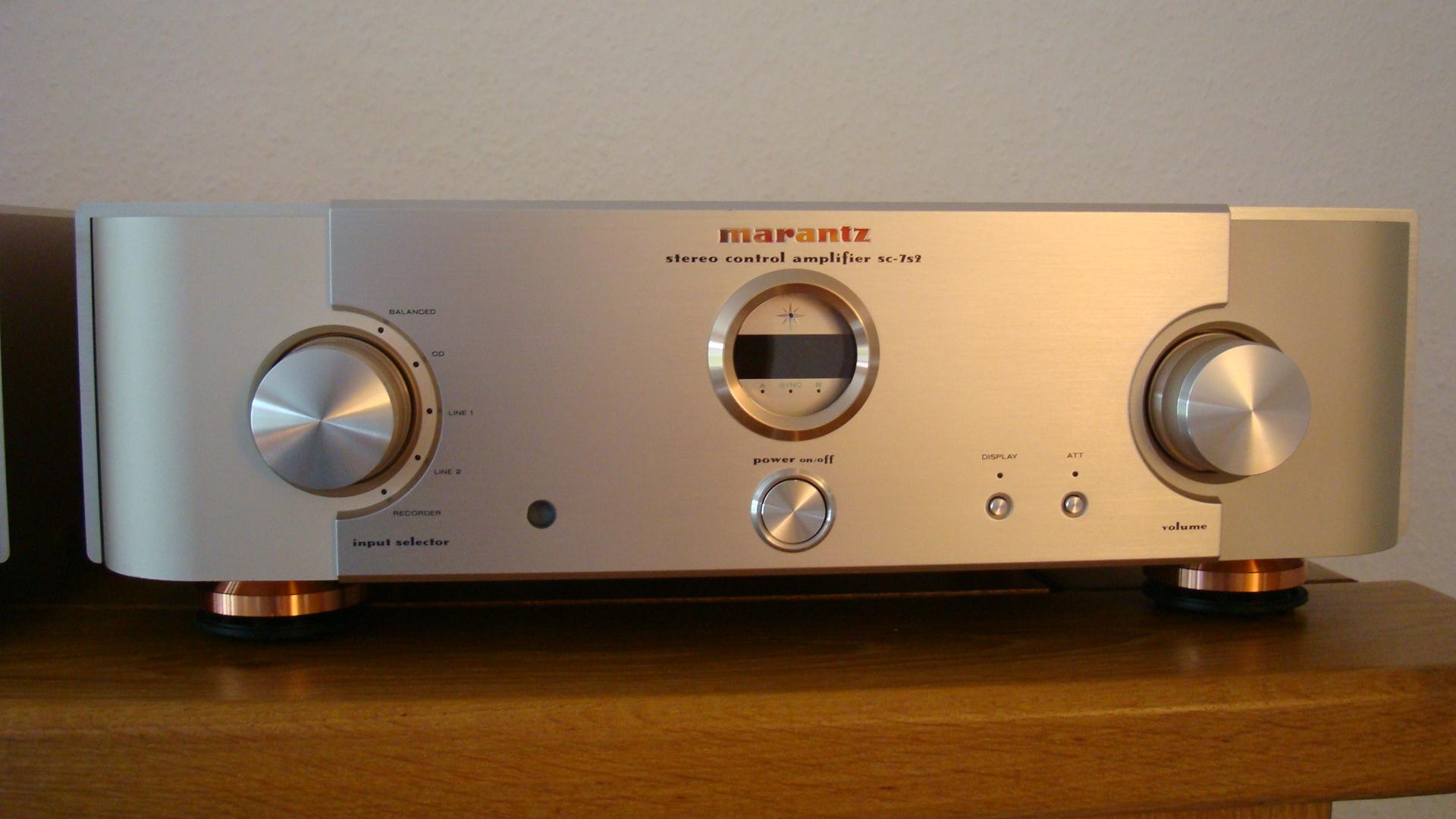 Marantz SC-7S2 | marantz, stereo