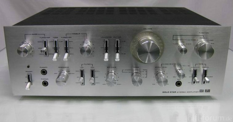 AKG K-240 MONITOR 600 omh Goldstar-8500-front_93417