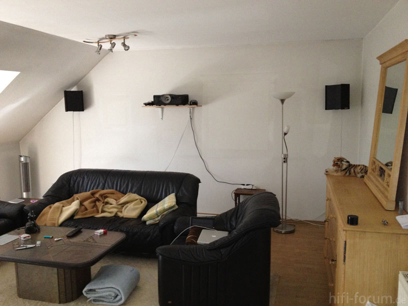 Raumakust 3 akustik hifi bildergalerie - Heimkino wohnzimmer ...