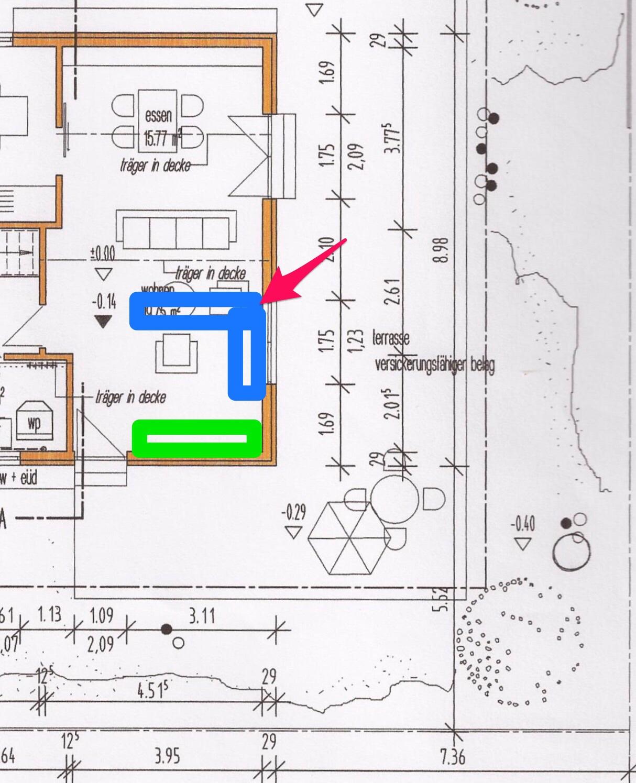 Plan Wohnzimmer | plan, wohnzimmer | hifi-forum.de Bildergalerie