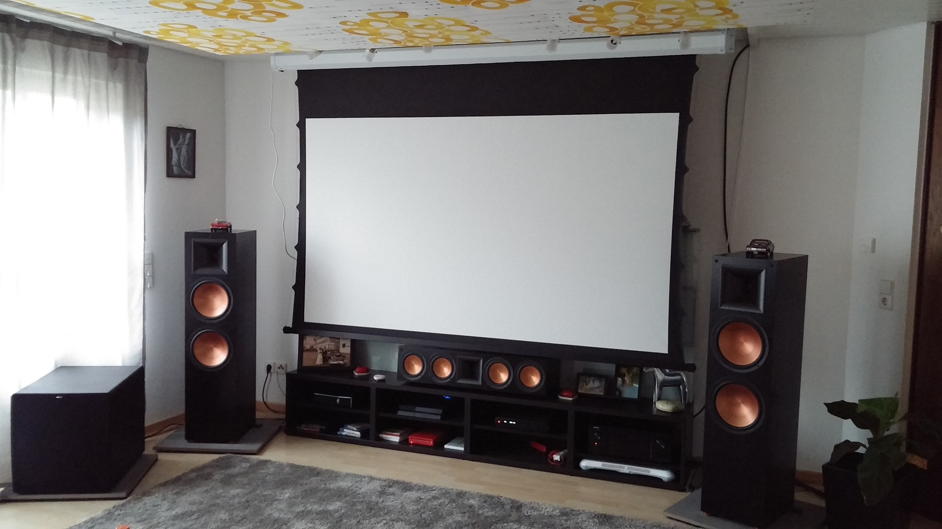 heimkino evolution benq bluesbrothers evolution heimkino klipsch surround hifi. Black Bedroom Furniture Sets. Home Design Ideas