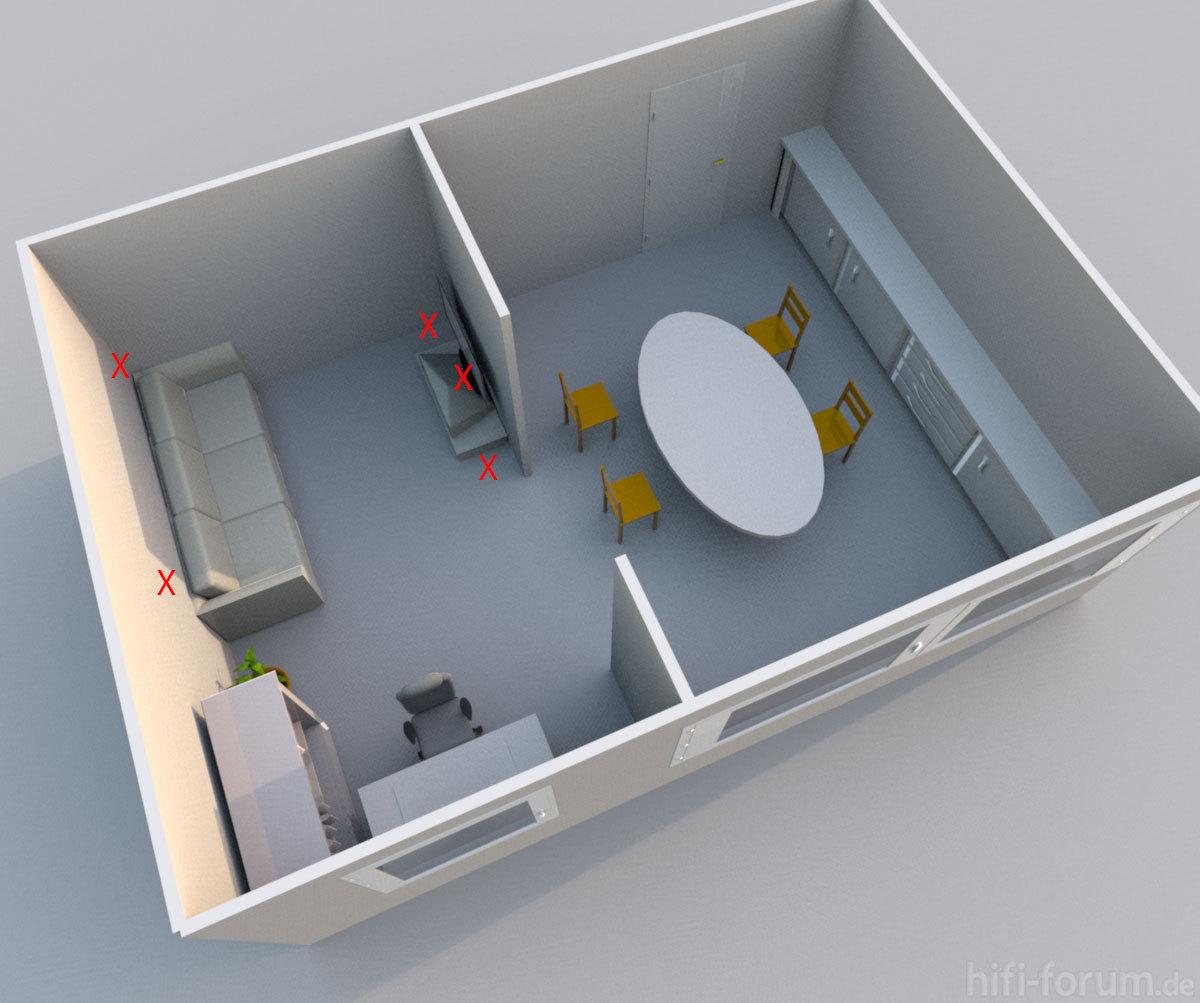 Wohnzimmer 1 beschr nktes 5 1 beschr nktes wohnzimmer for Wohnzimmer 5 1