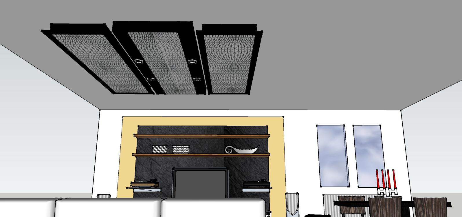 deckensegel von unten deckensegel hifi bildergalerie. Black Bedroom Furniture Sets. Home Design Ideas