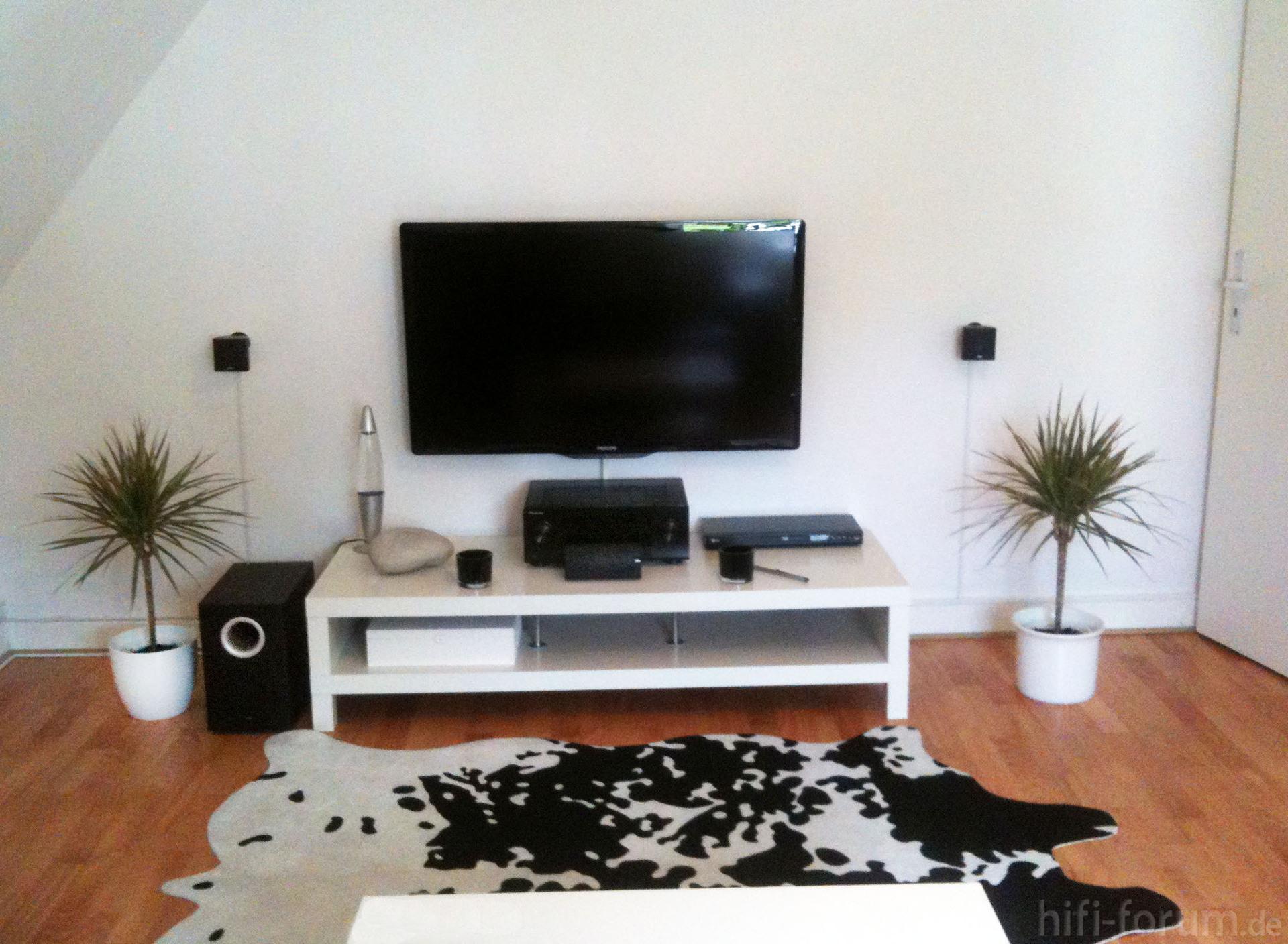 Neukauf Oder Aufrsten 20qm Wohnzimmer Kaufberatung Surround