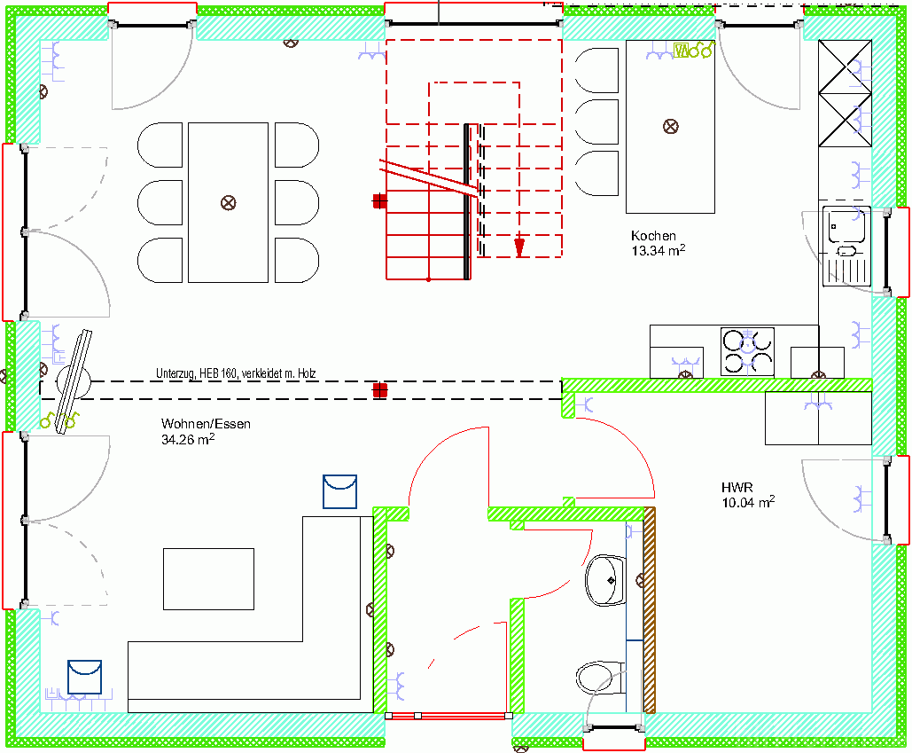 unser erdgeschoss erdgeschoss heimkino lautsprecher. Black Bedroom Furniture Sets. Home Design Ideas