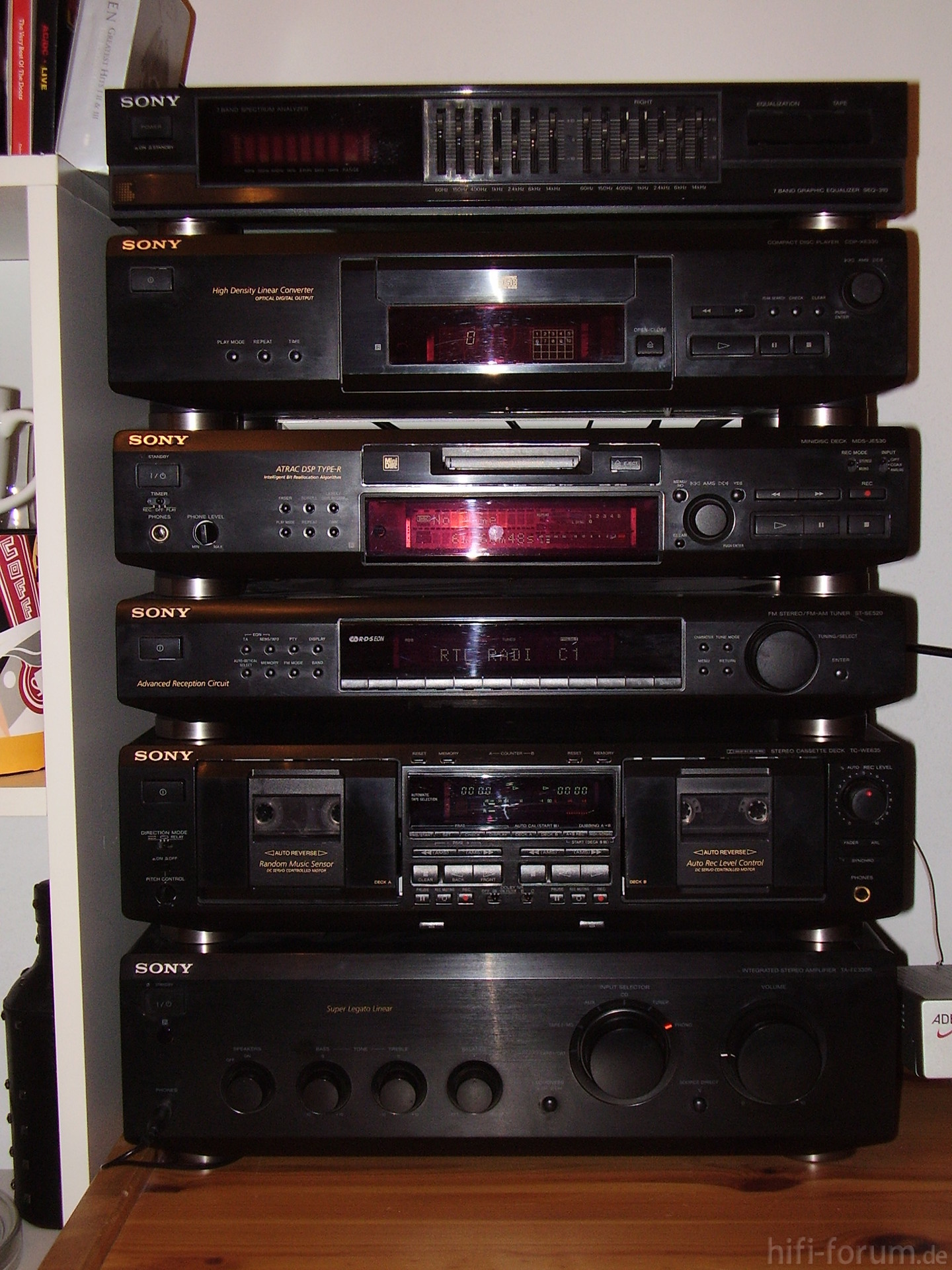 Sony anlage 6 bl cke 200 anlage bl cke sony hifi bildergalerie - Audio anlage wohnzimmer ...