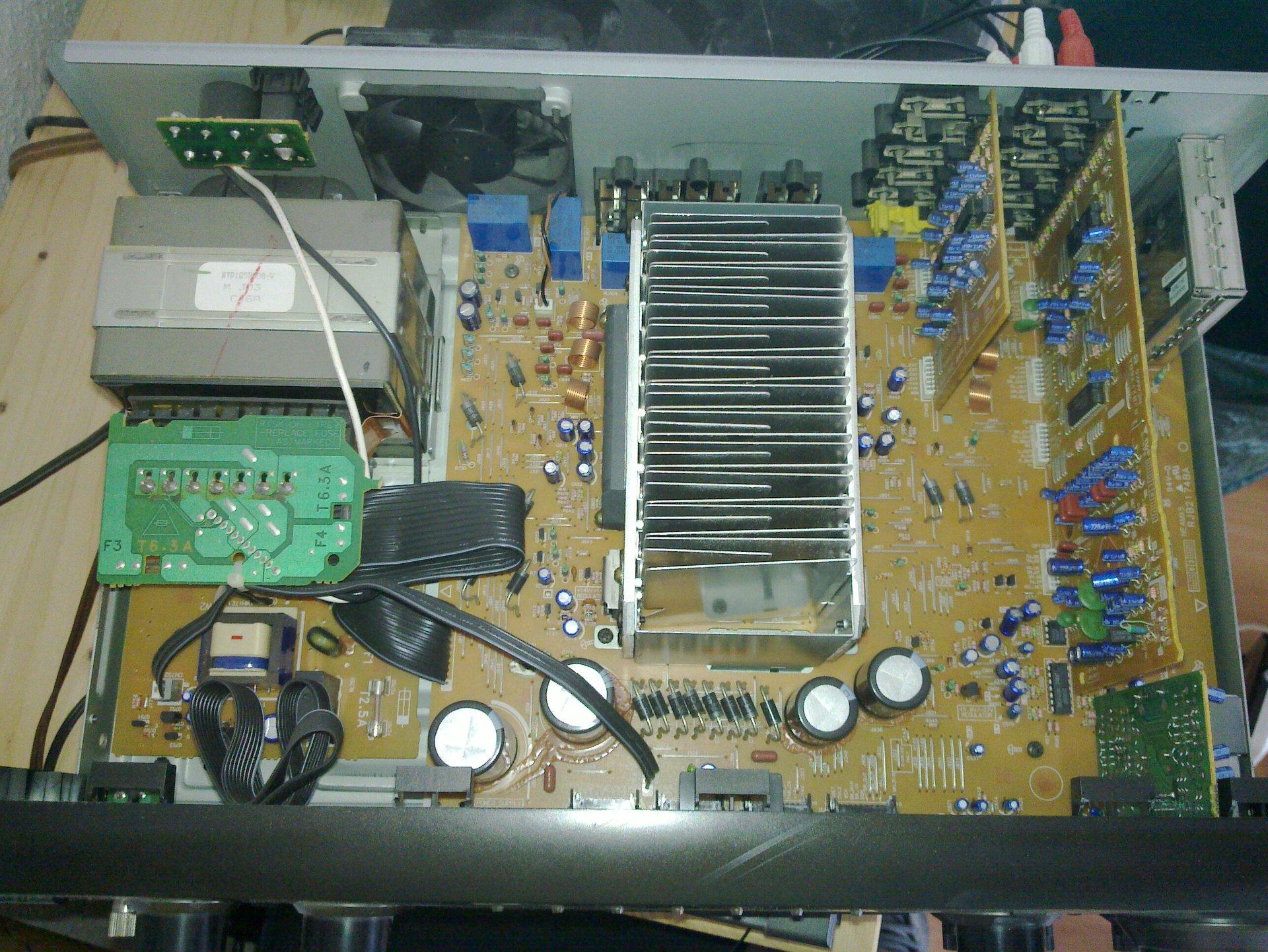 Скачать Инструкцию Panasonic Sa-Ch74