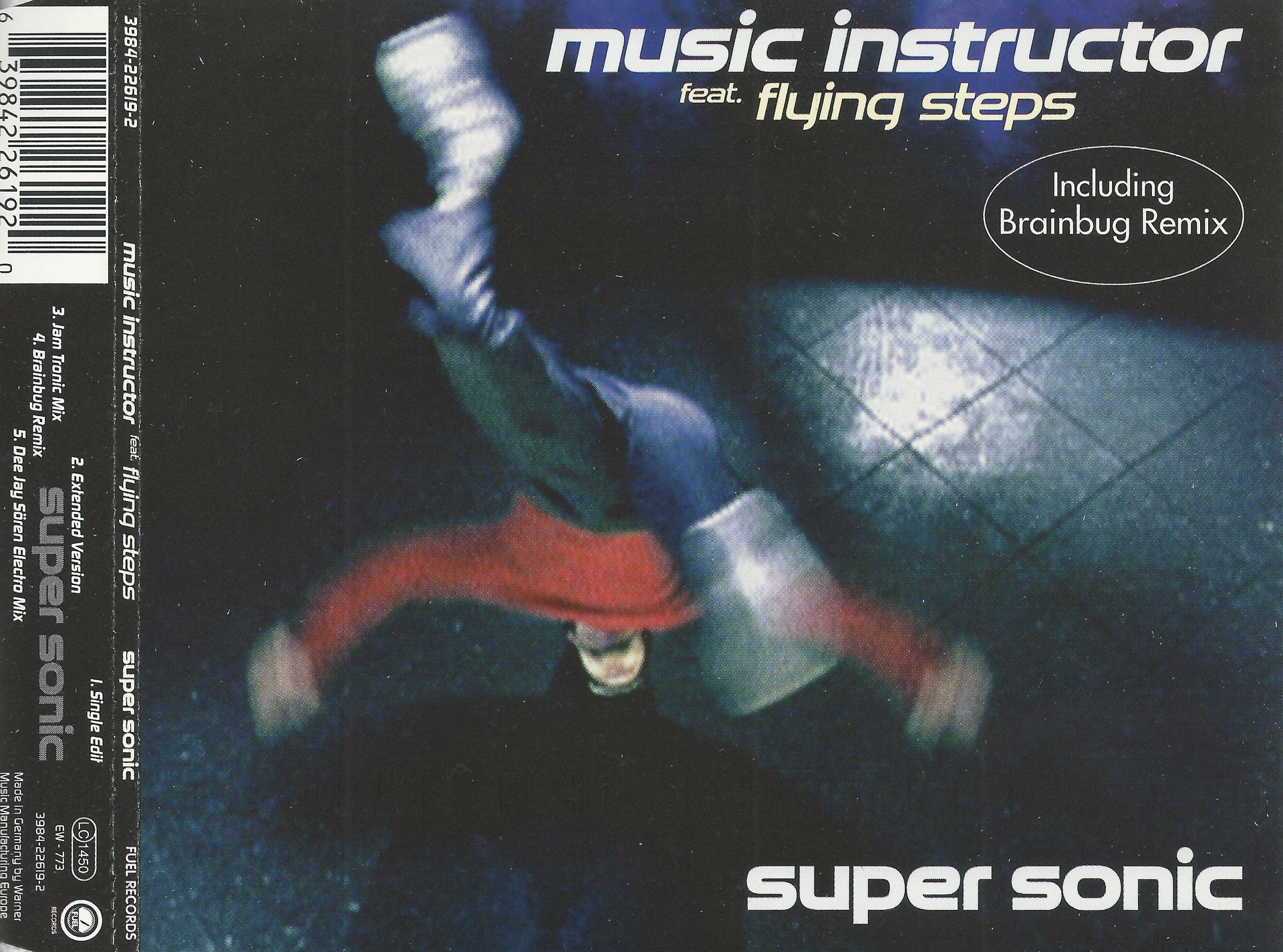 Flying steps music download