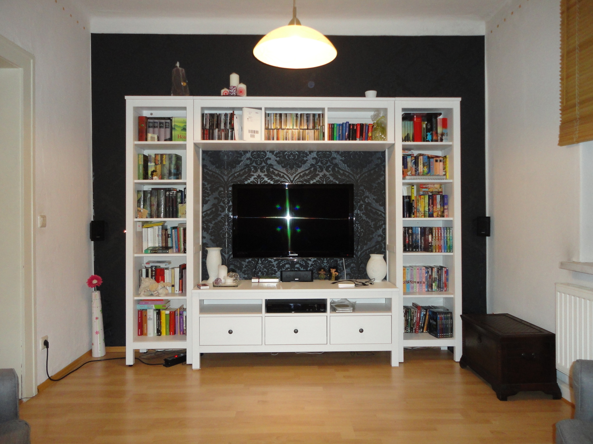 Einsteiger Setup für 16qm Wohnzimmer unter 1000 Euro, erbitte ...