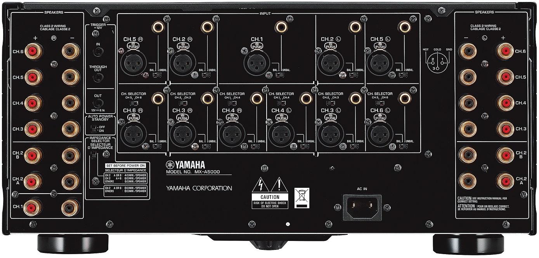 Yamaha Receiver Lineup