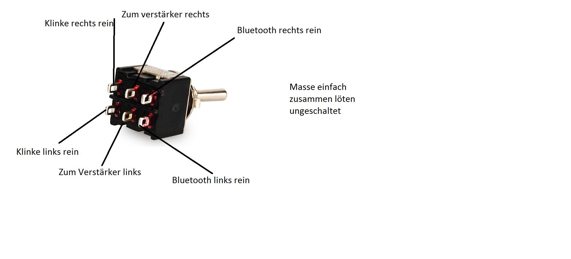 Ausgezeichnet 2 Poliger Kippschalter Schaltplan Ideen - Elektrische ...