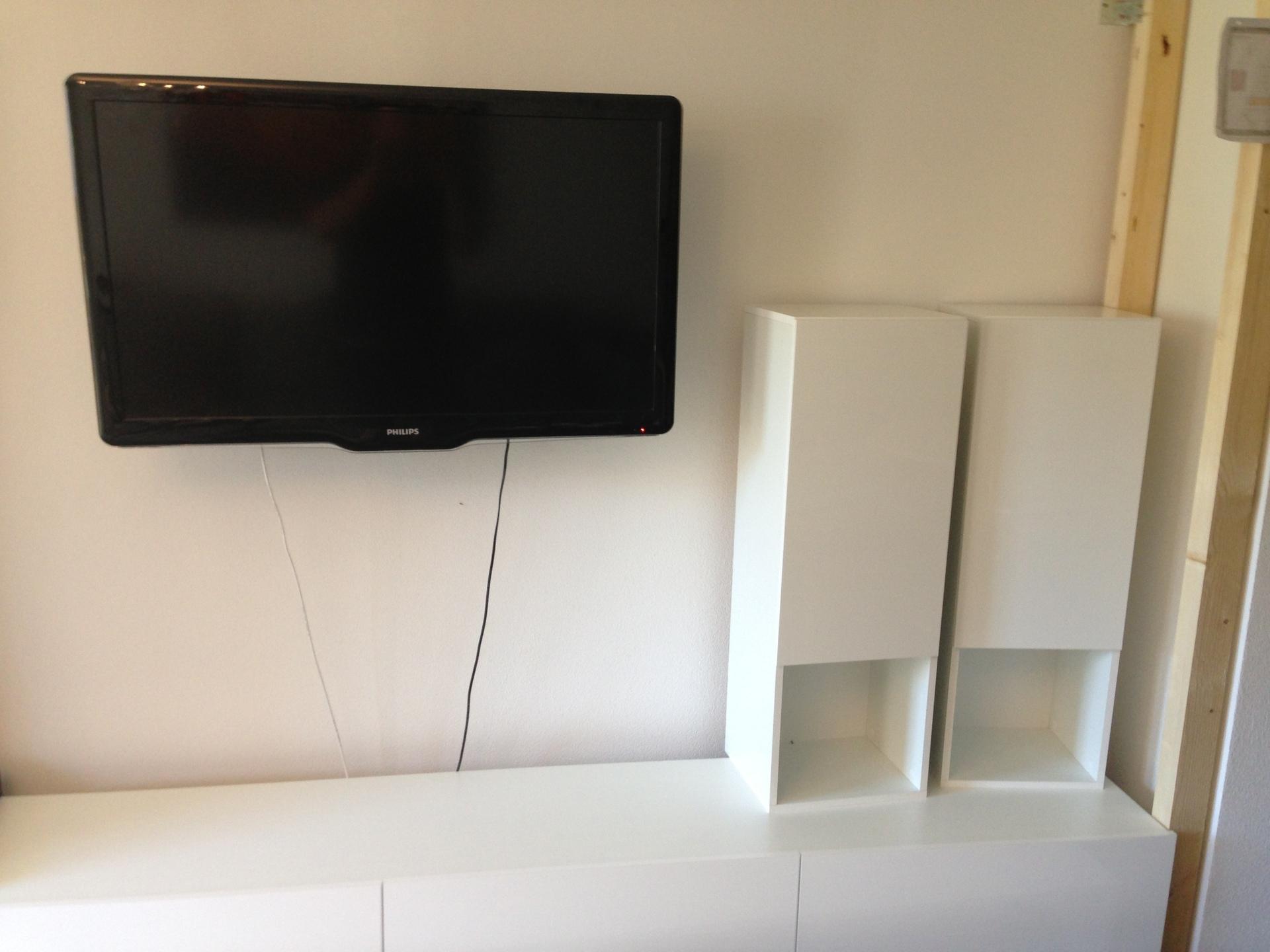 tv wandhalterung doityourself tv wandhalterung hifi bildergalerie. Black Bedroom Furniture Sets. Home Design Ideas