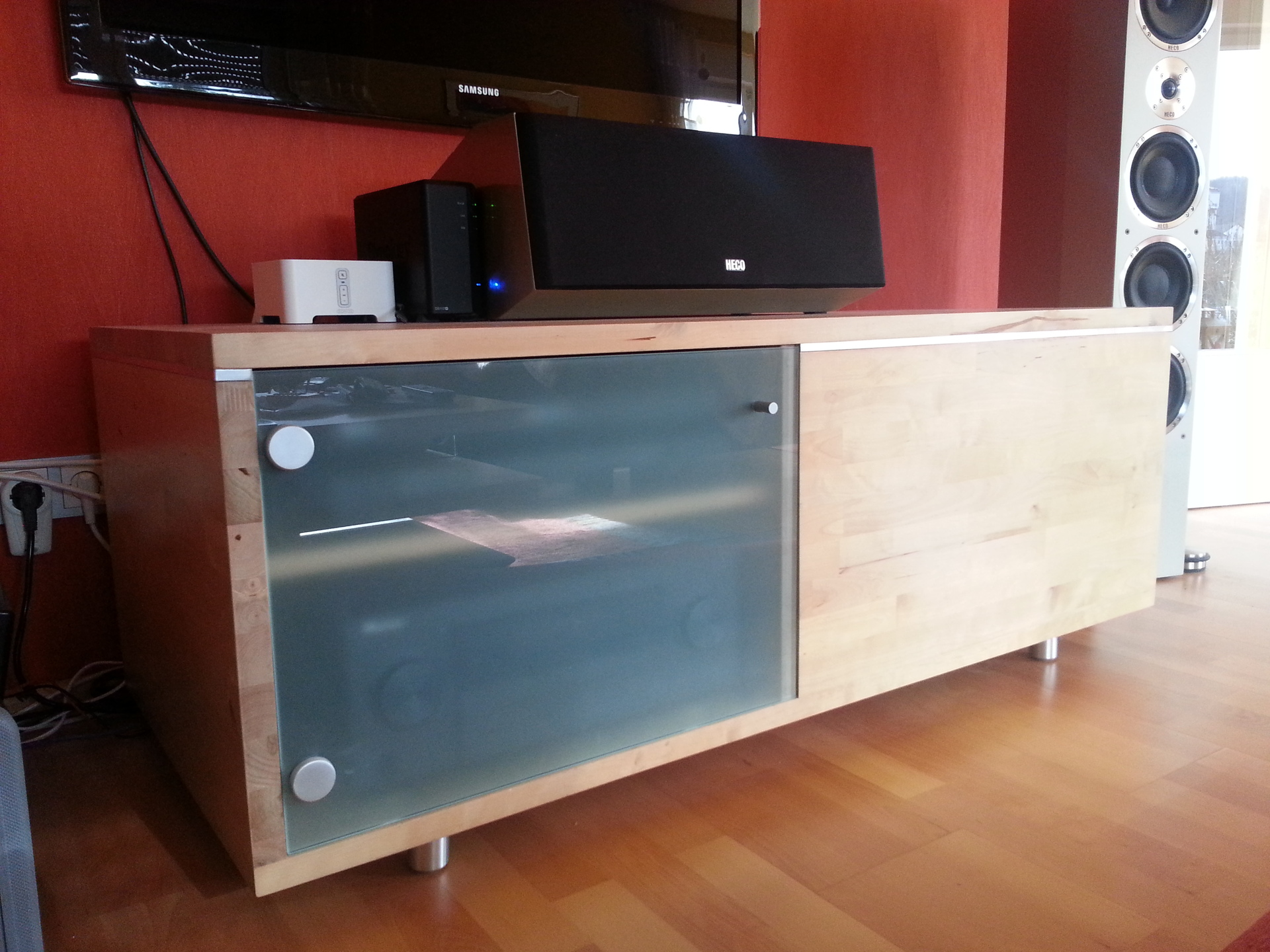 phonom bel mit subwoofer phonom bel subwoofer hifi. Black Bedroom Furniture Sets. Home Design Ideas