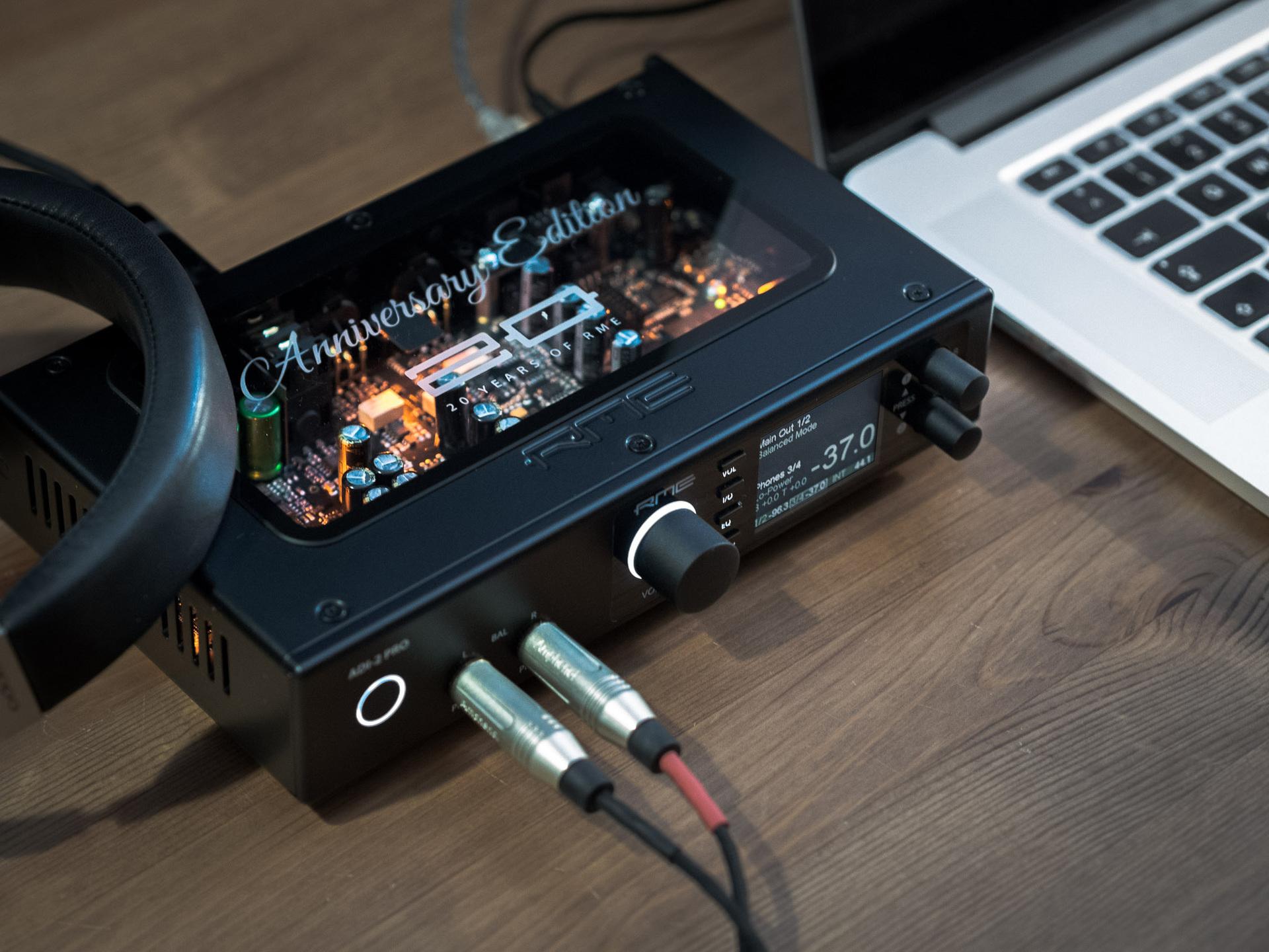 SOLD - FS: RME ADI-2 Pro Anniversary Edition | Audio Science