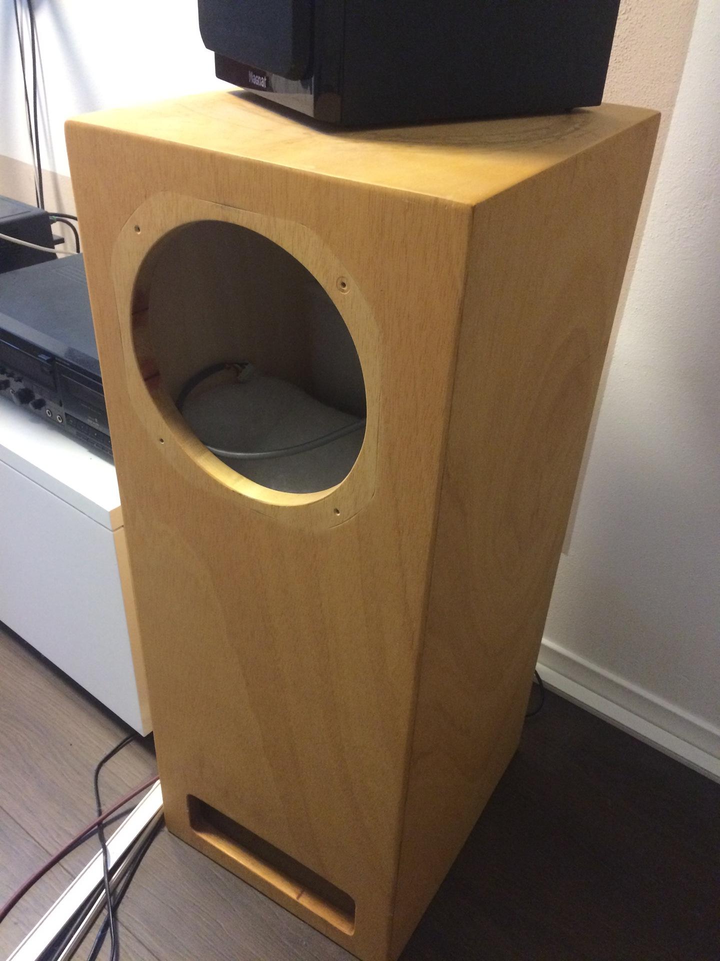 geh use diy mit tannoy technik diy geh use heimkino. Black Bedroom Furniture Sets. Home Design Ideas