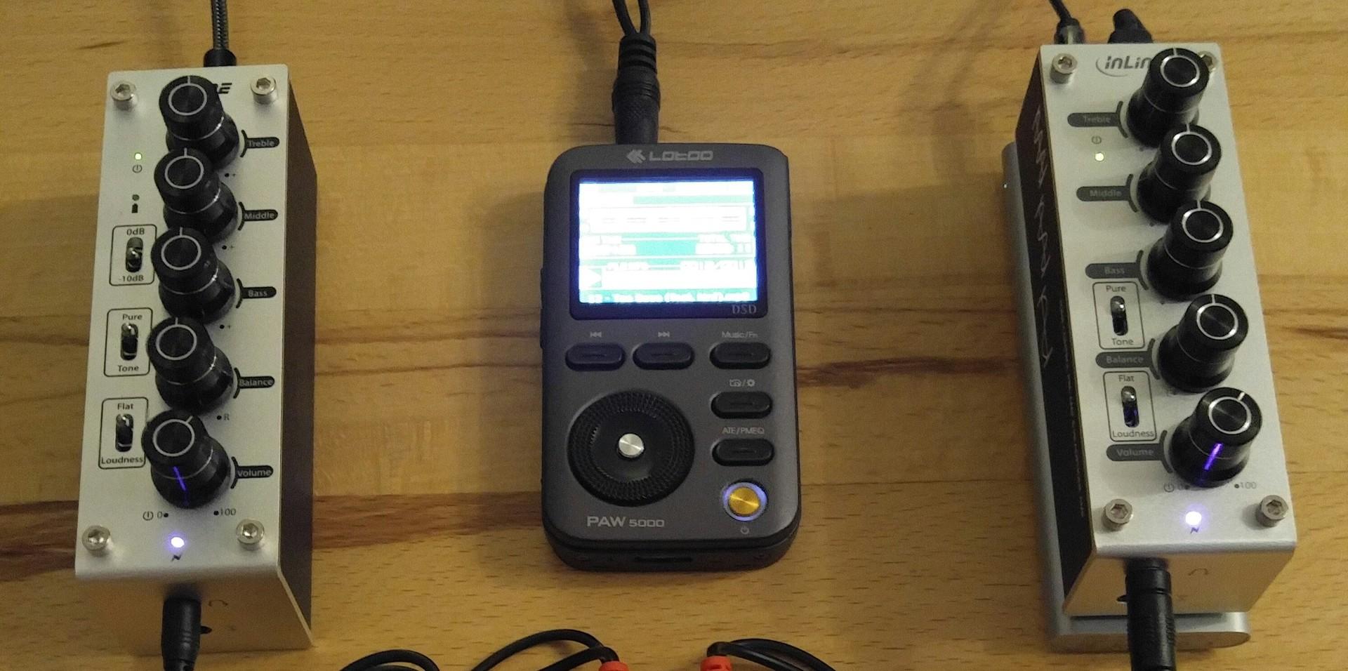 InLine AmpEQ mobile | ampeq, kopfhörer, mobile, stereo
