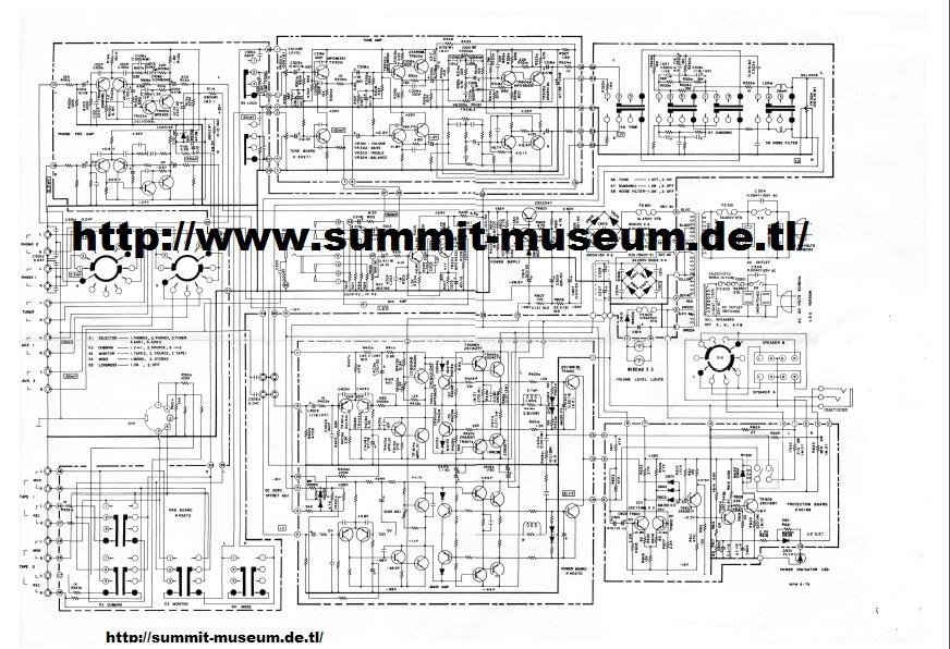 Schaltplan EAGLE A 7600 | eagle, schaltplan | hifi-forum.de ...